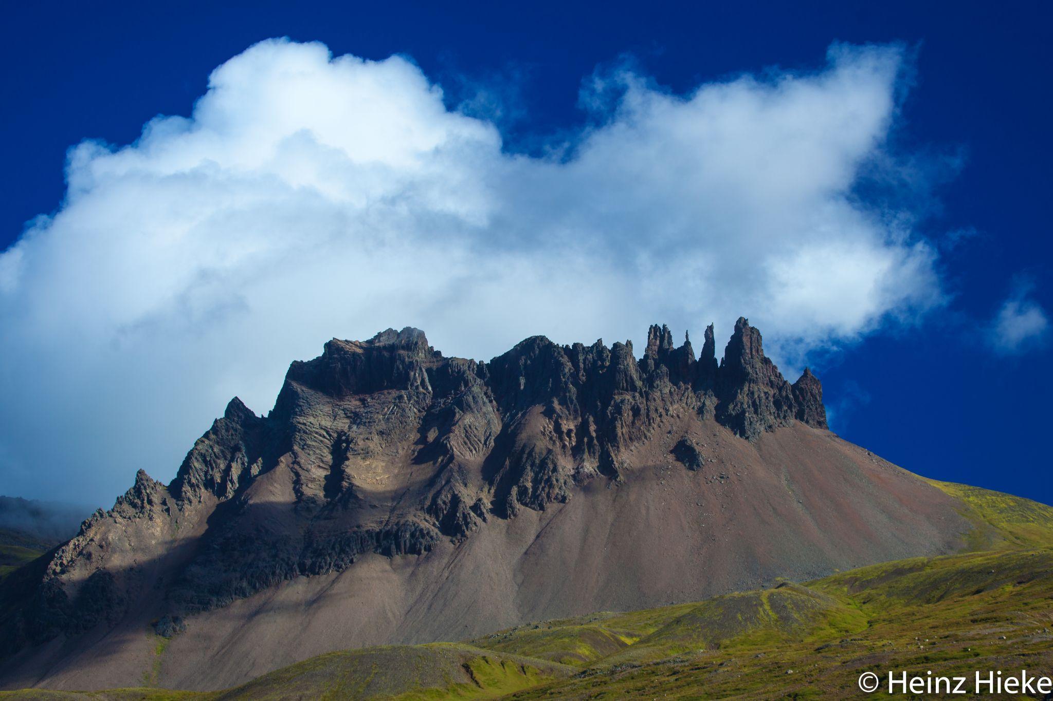 Berufjörður, Iceland