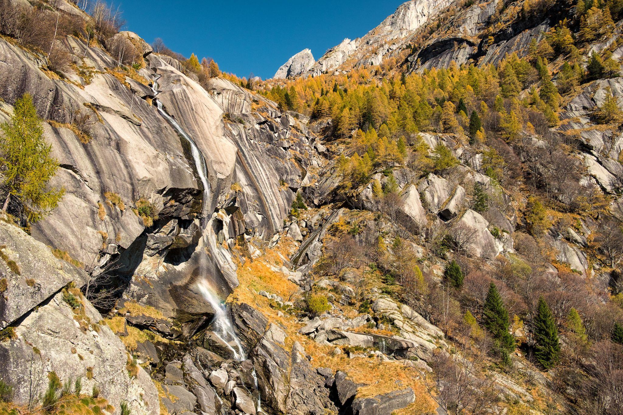 Cascata del Ferro, Italy
