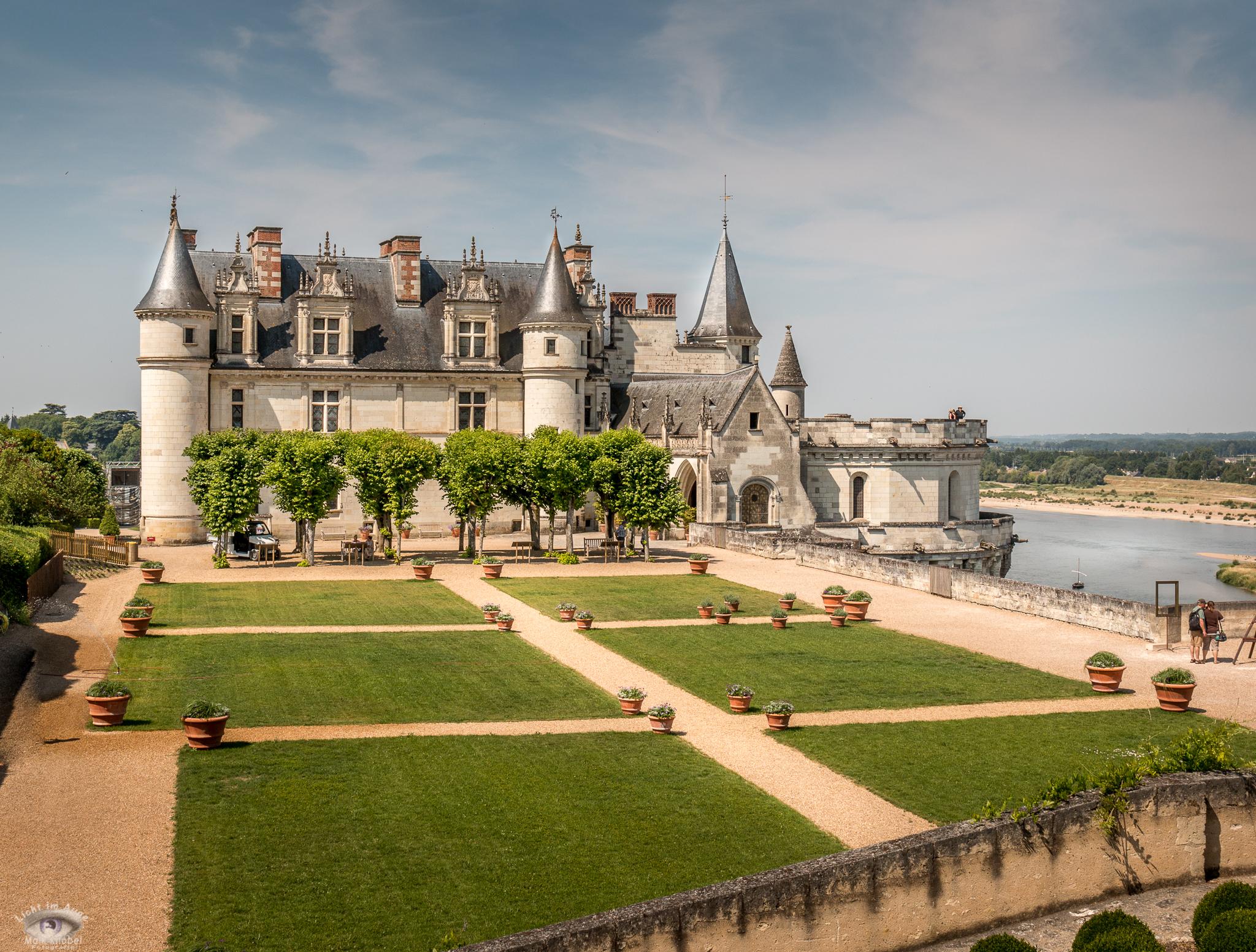 Château Amboise, France