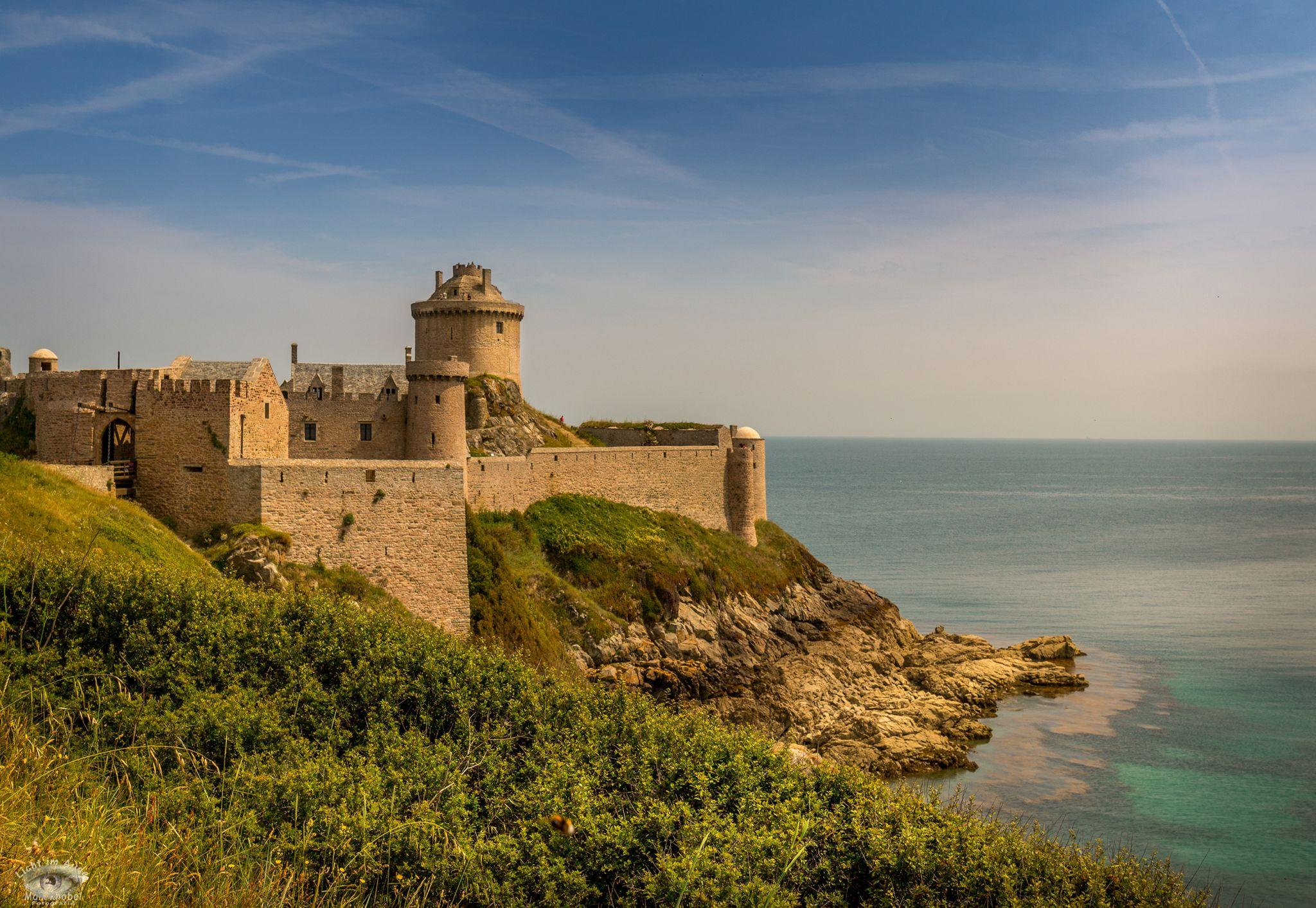 Fort la Latte, France