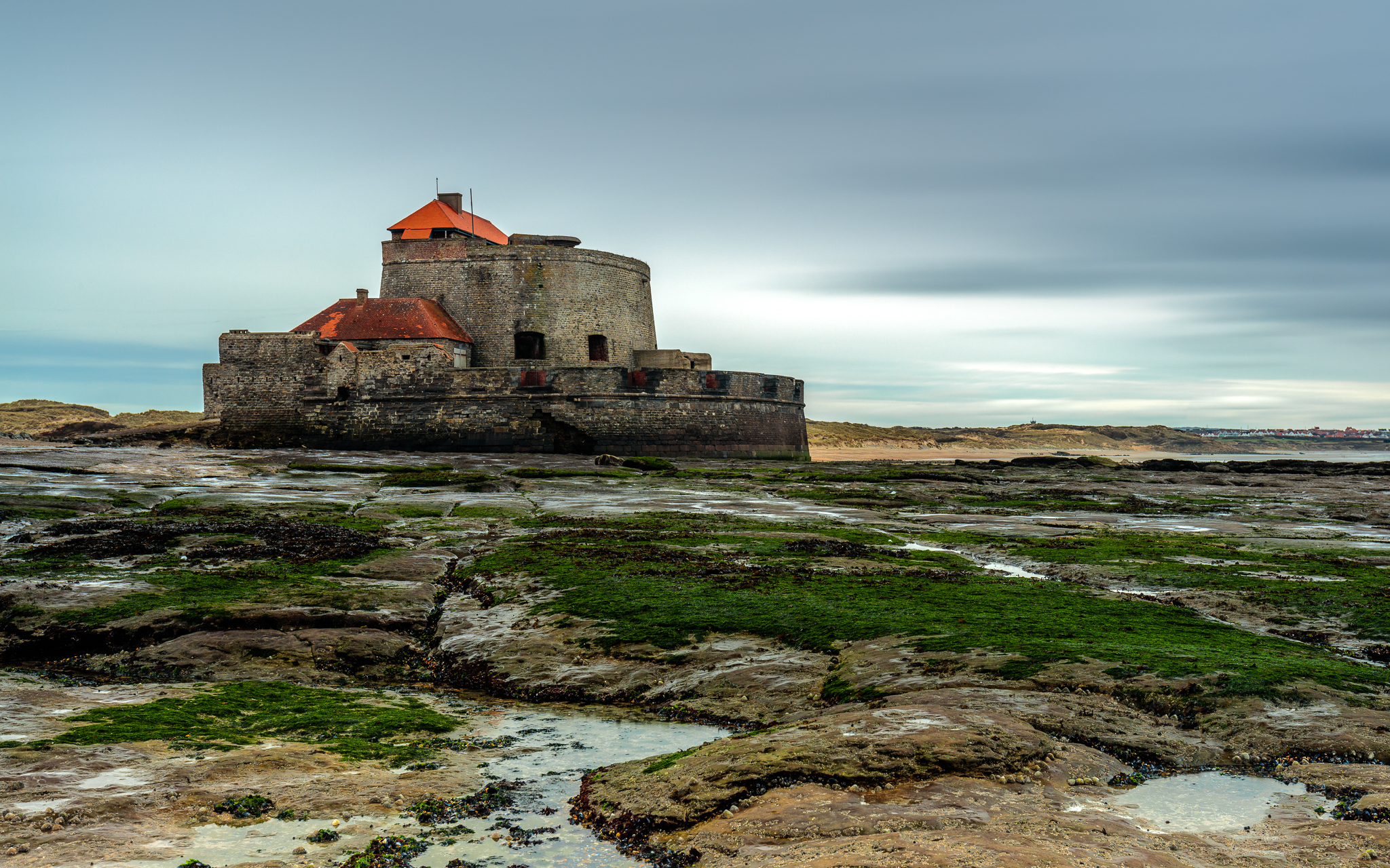 Fort Vauban, Fort Mahon, Fort d'Ambleteuse, France