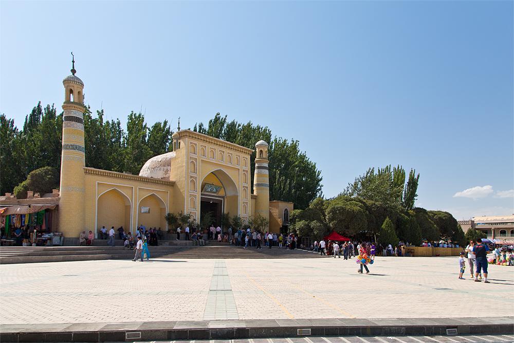 Heytgah Moschee, China