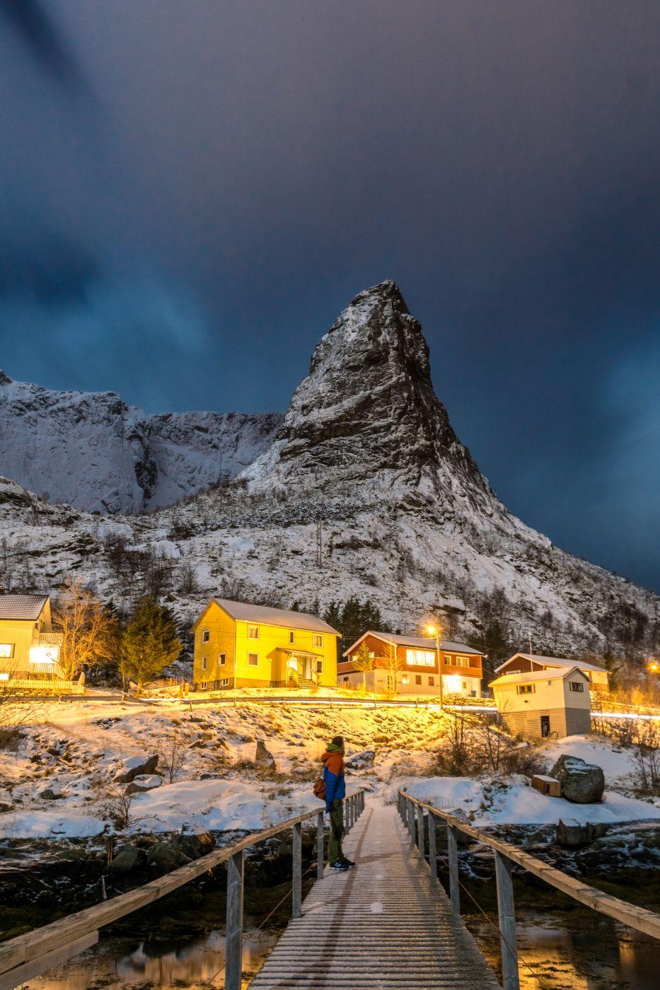 Horn, Norway