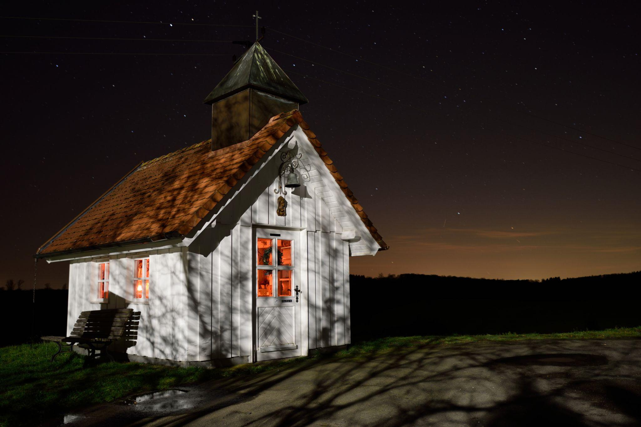Kapelle in Solscheid, Germany