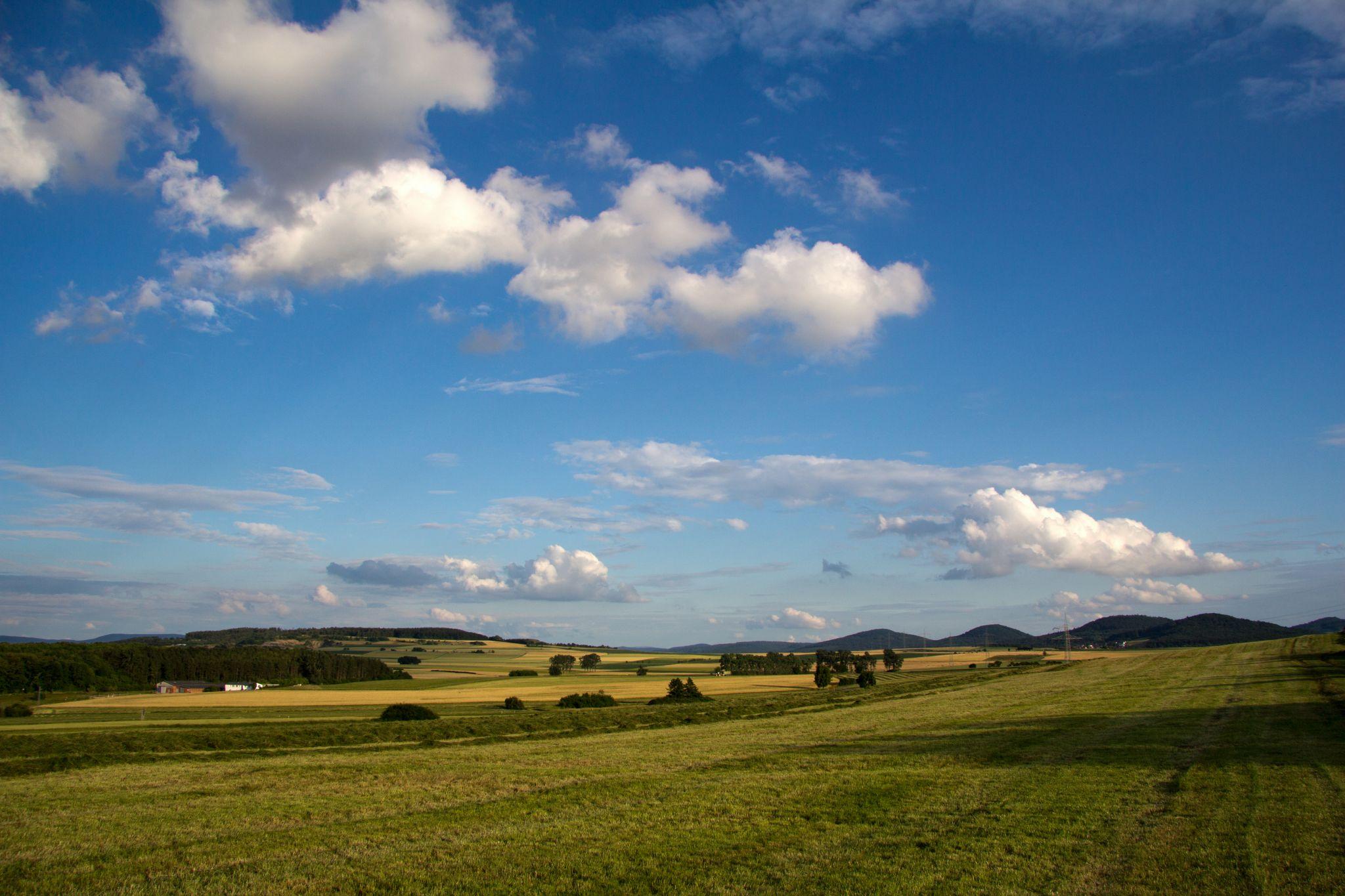 Kegelspiel View, Germany