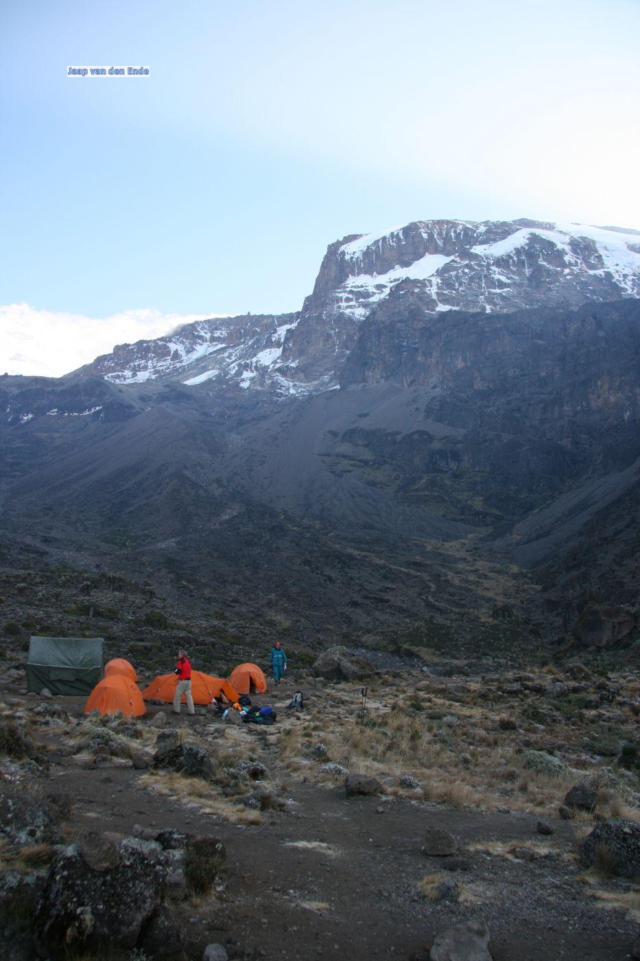 Kilimanjaro climb, Tanzania