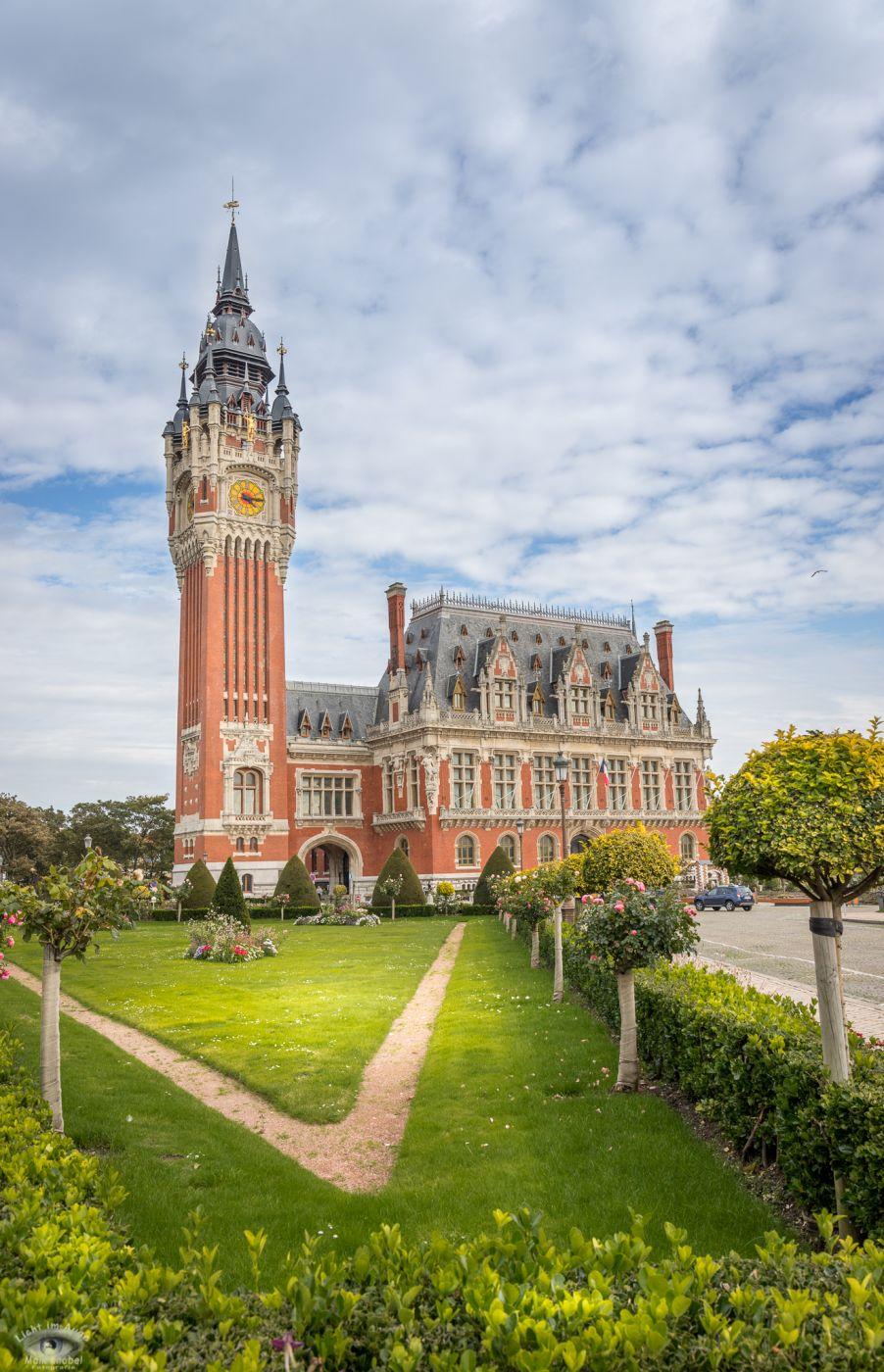 Mairie de Calais, France