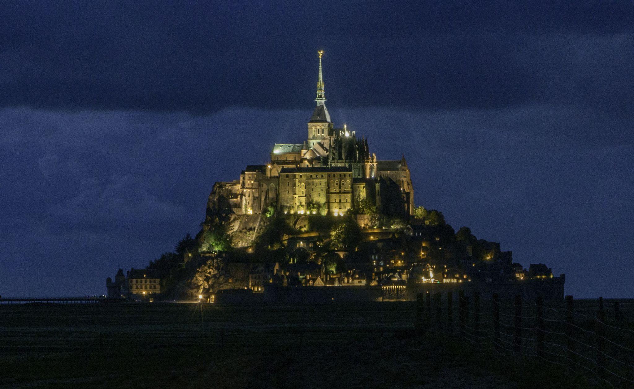 Mont Saint Michel France, France