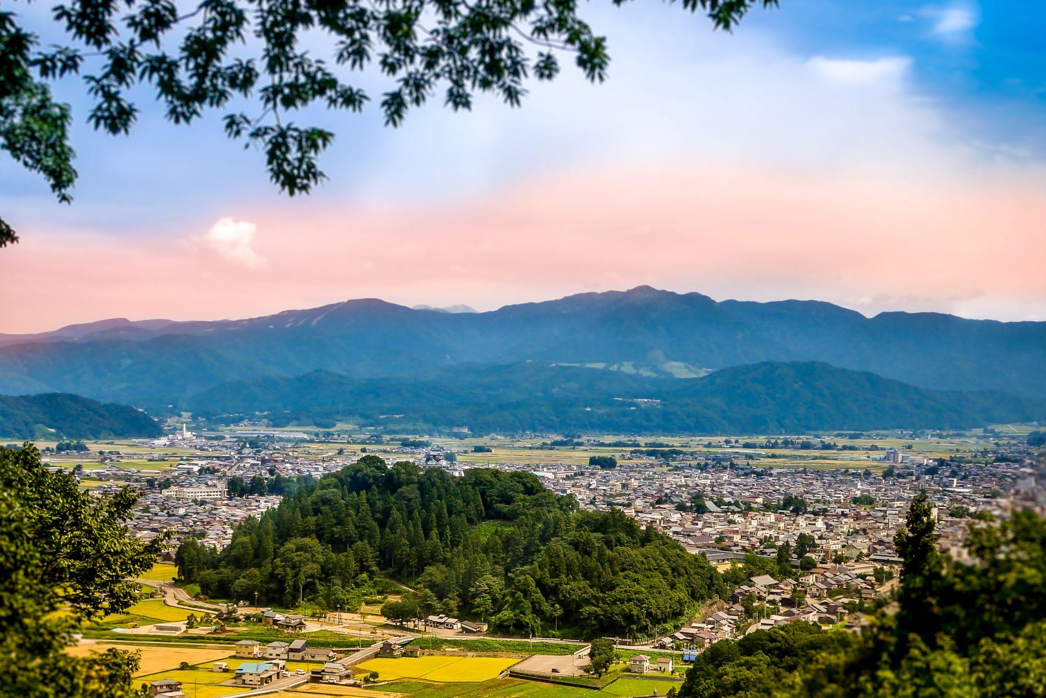 Ono Sky Castle, Japan