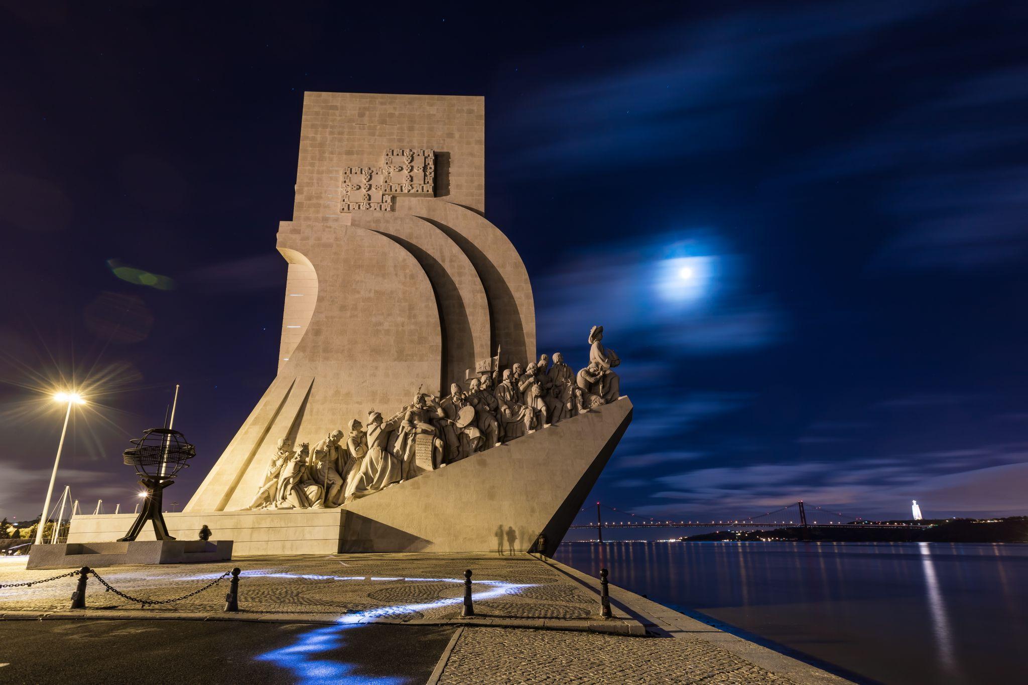 Padrão dos Descobrimentos, Portugal