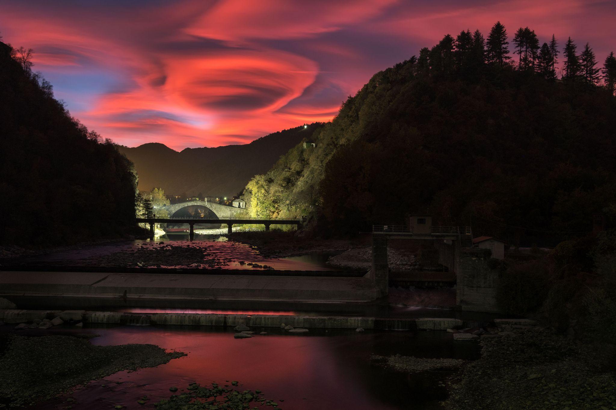 Ponte del Diavolo (Devil's Bridge), Italy