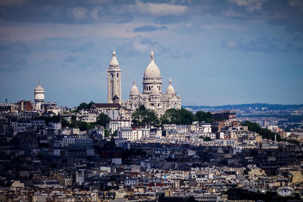 Sacré-Cœur de Montmartre, France