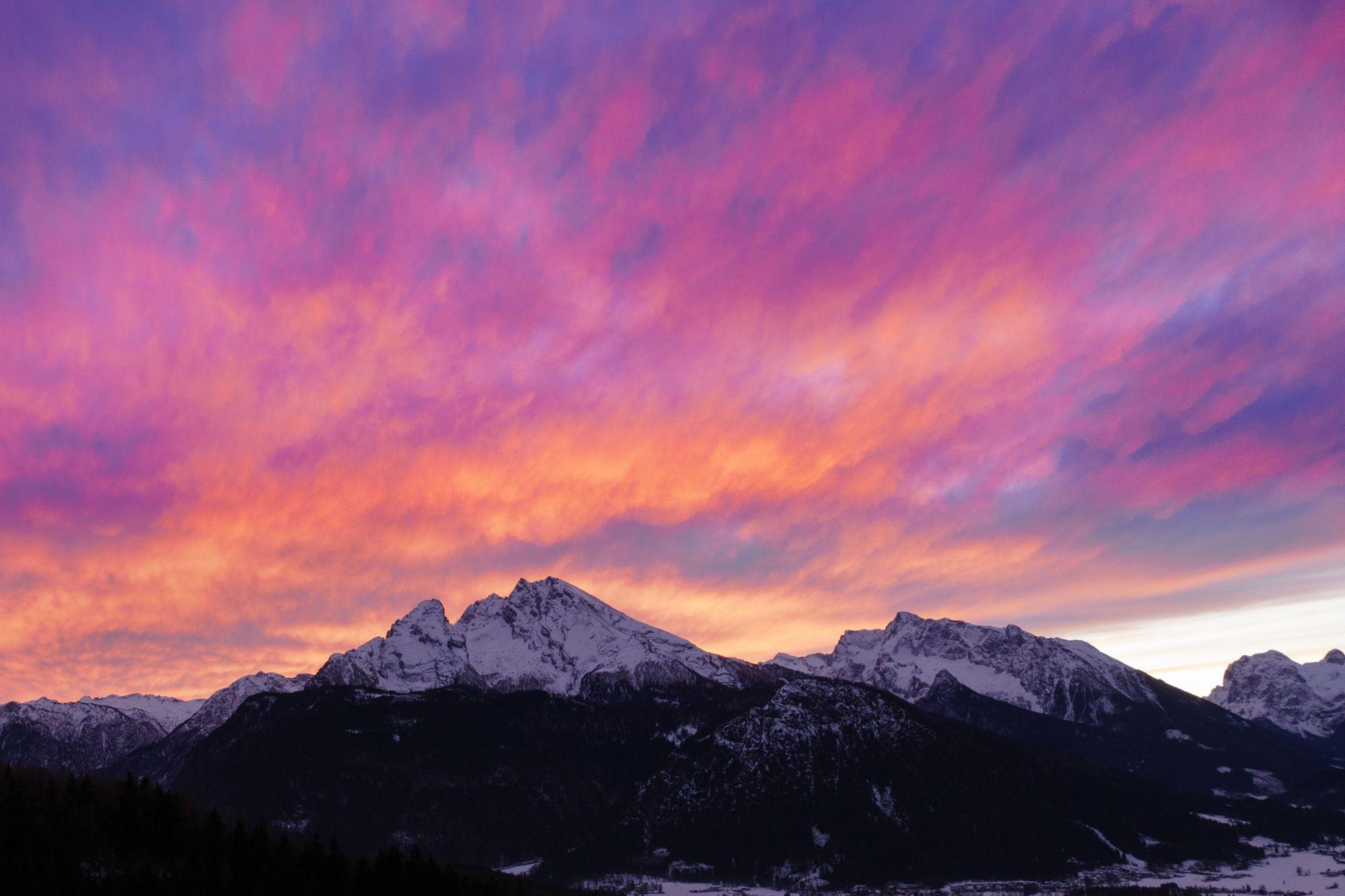 Berchtesgaden / Windbeutelbaron, Germany