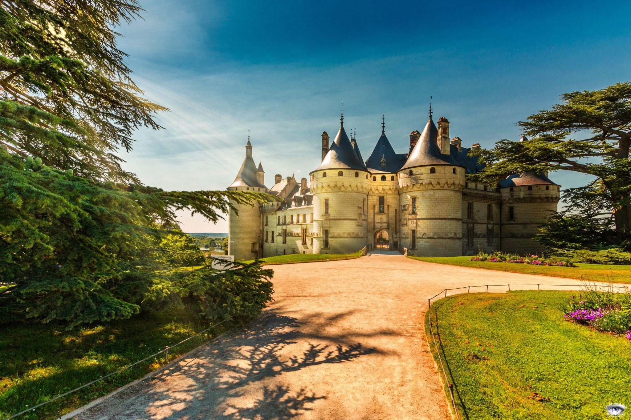 Château Chaumont-Sur-Loire, France