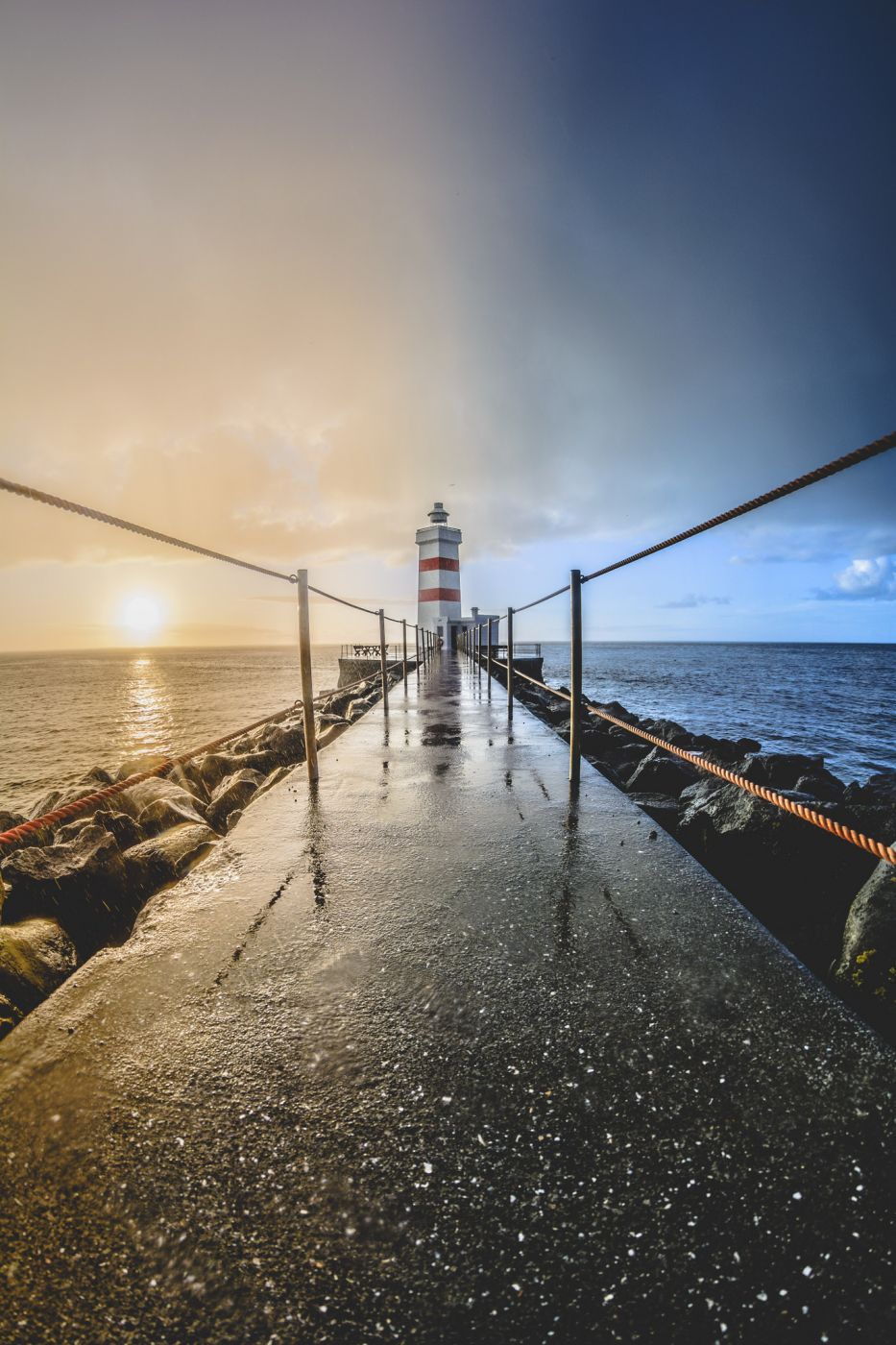 Gardur Lightouse, Iceland
