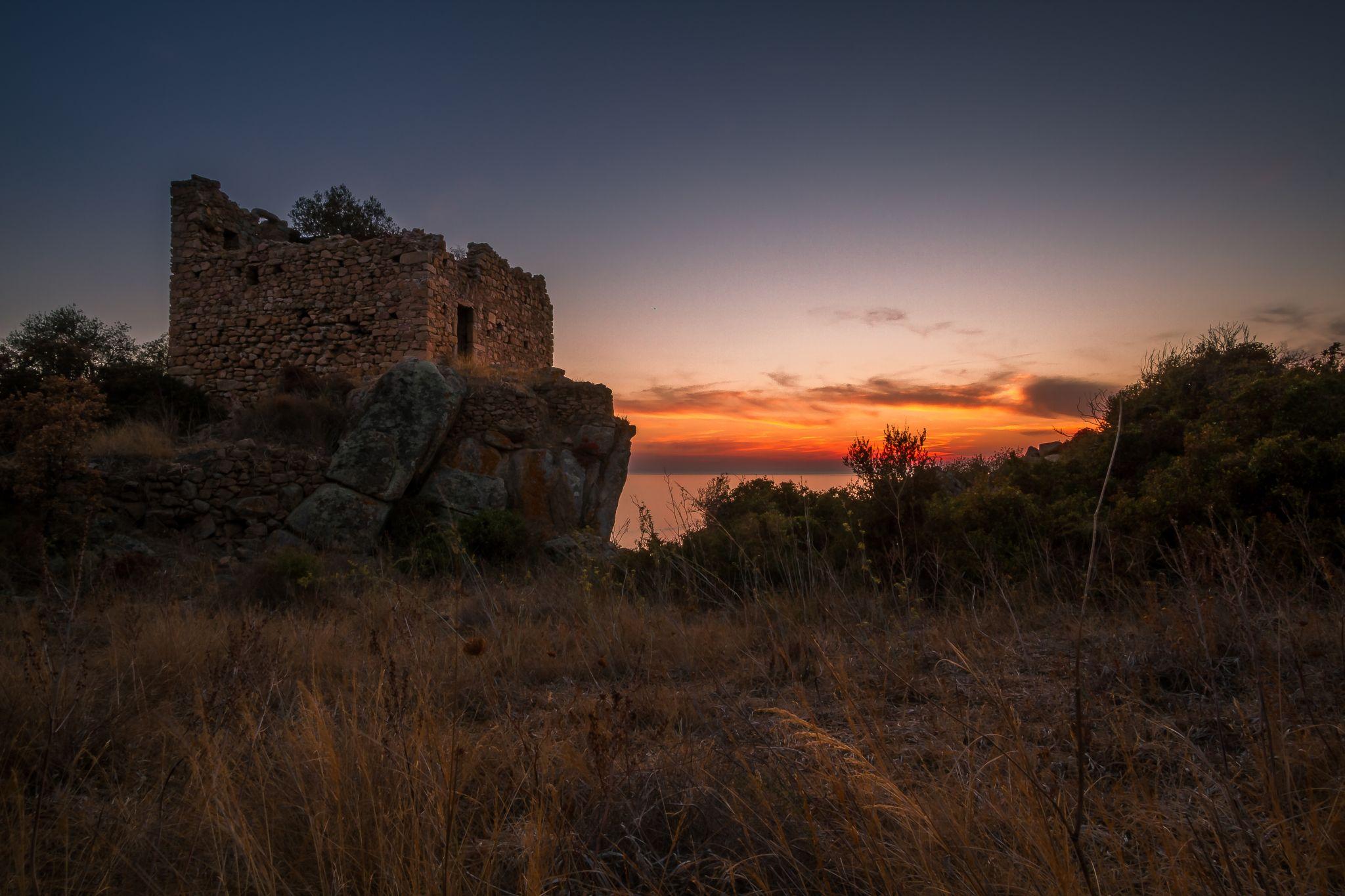 Genovese Ruin, France