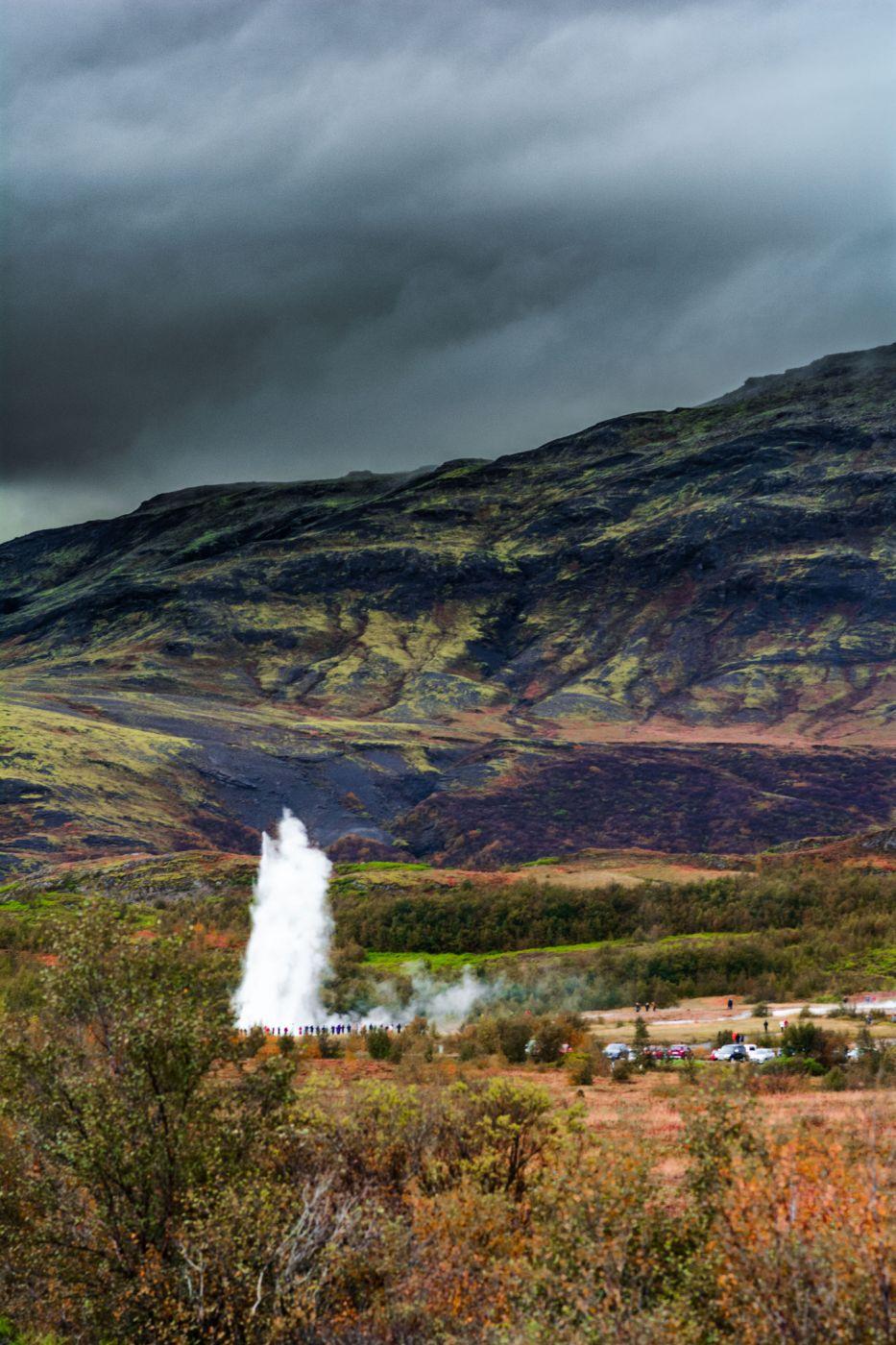 Geysir Landscape, Iceland