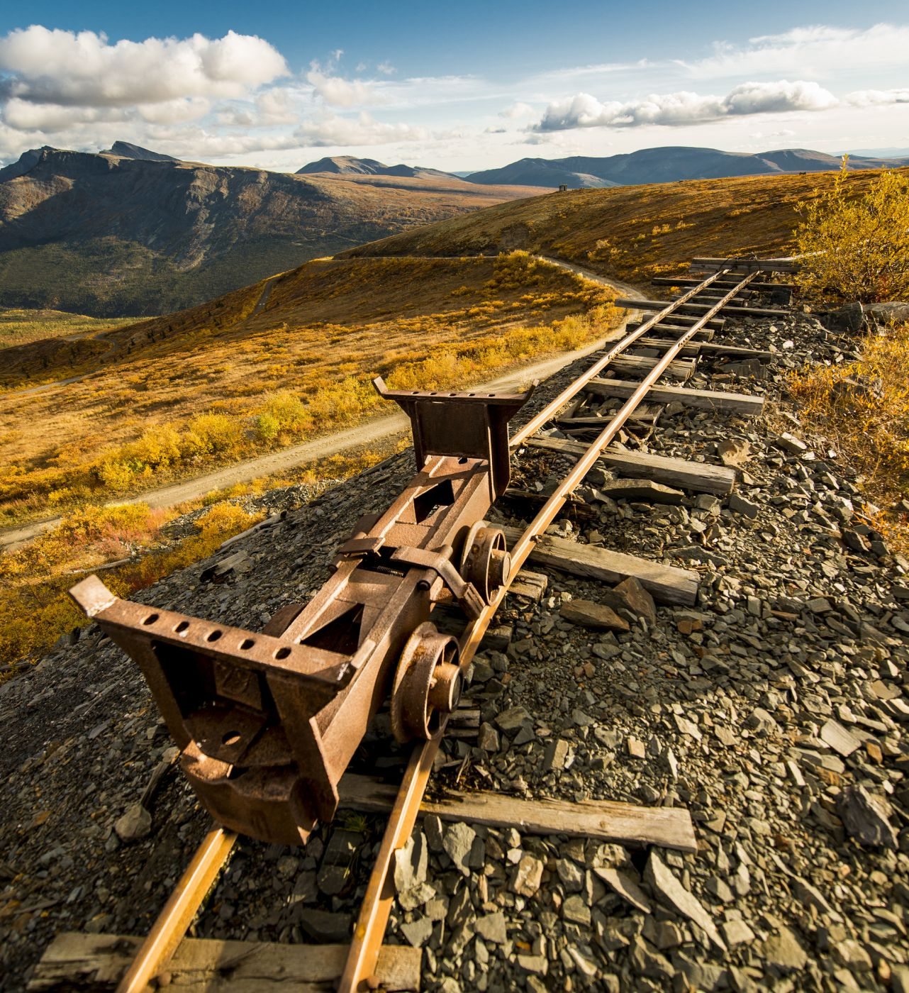 Keno historic mining district, Yukon, Canada, Canada