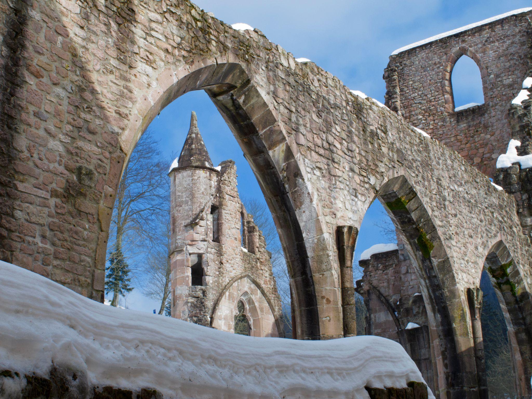 Klosterruine Allerheiligen (Ruins of All Saints' Abbey), Germany