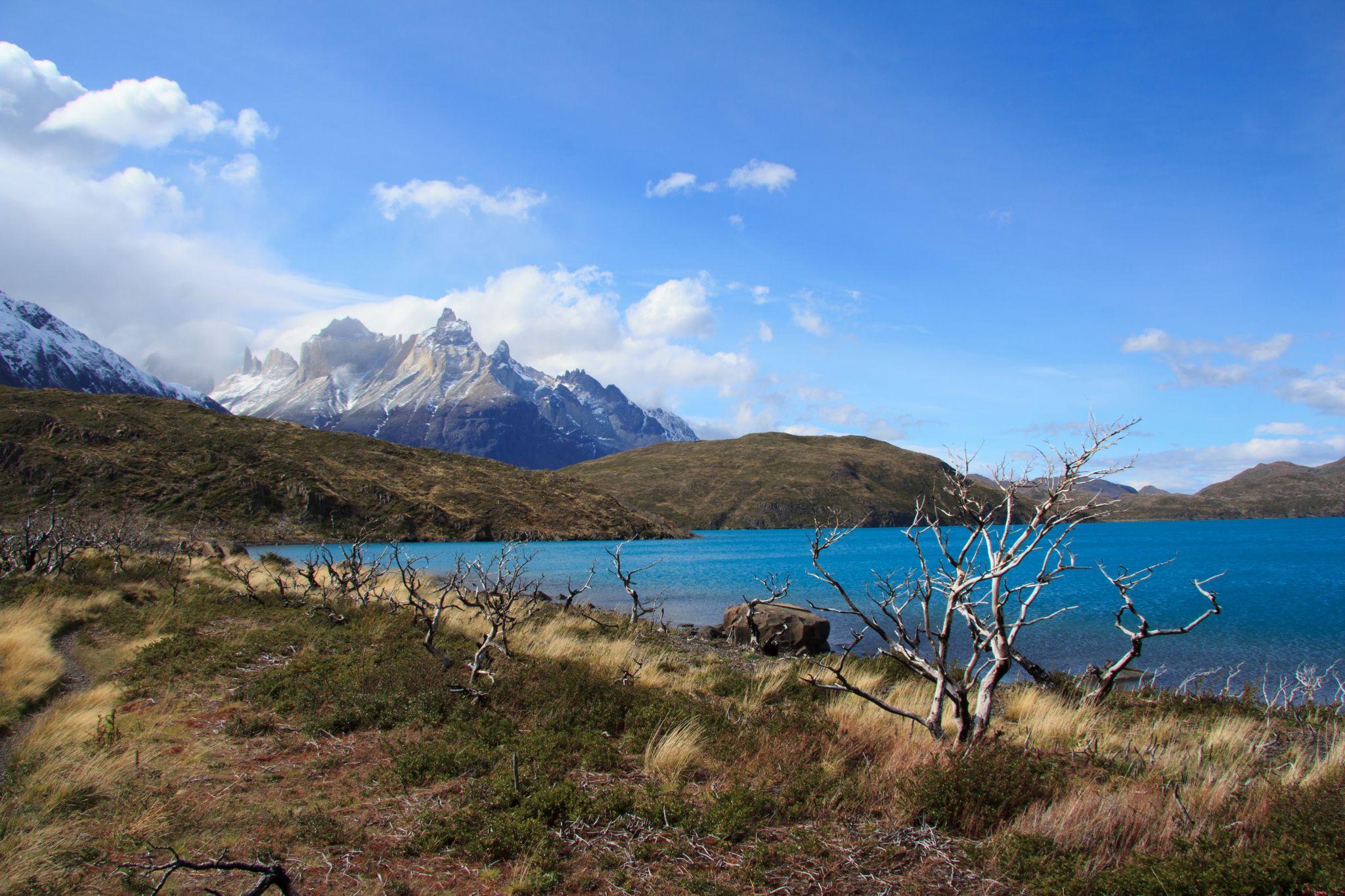Lago Pehoé (Cuernos view), Chile