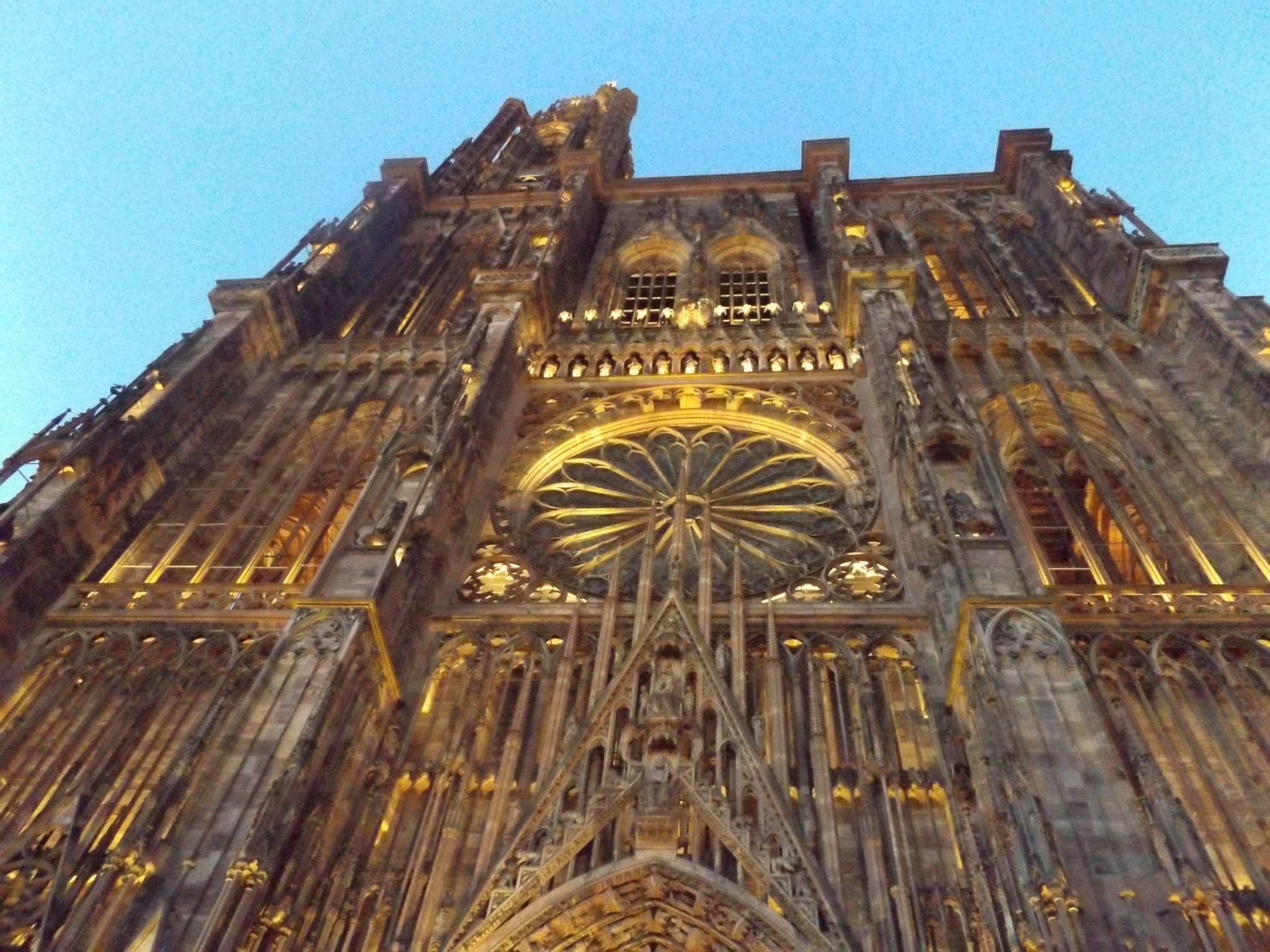 Notre Dame, Strasbourg Cathedral, France