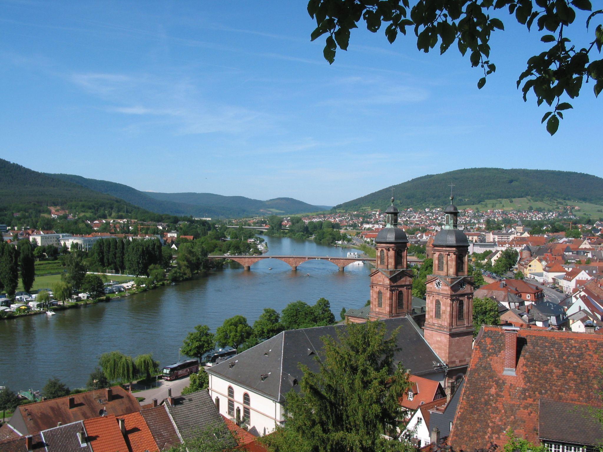 Mildenburg (Miltenberg), Germany