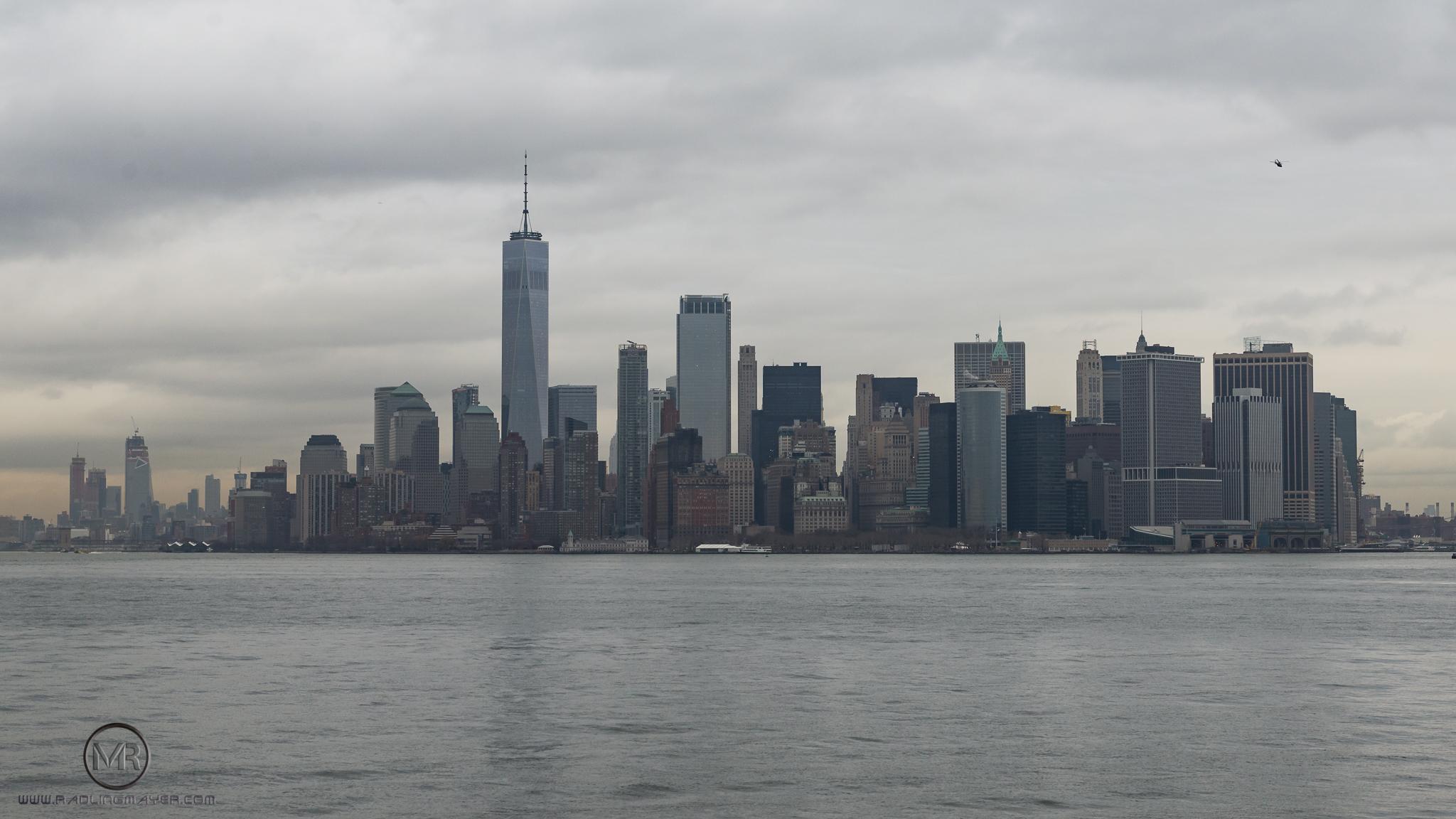 New York City Skyline, USA