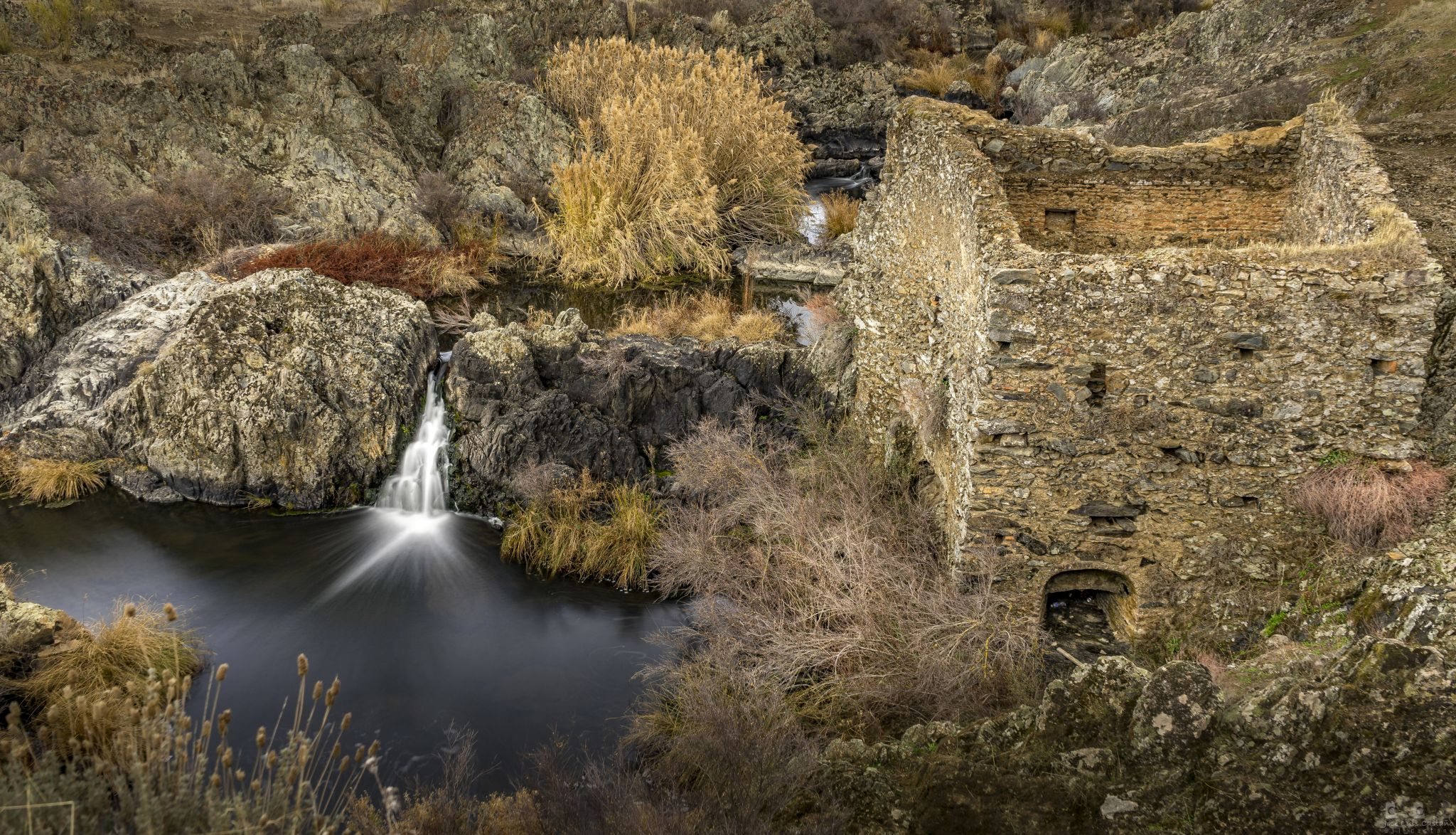 Old mill, Spain