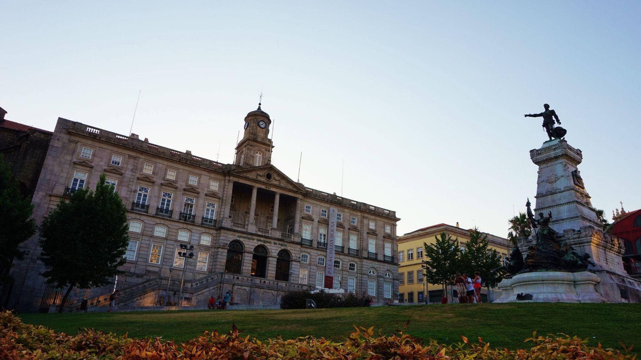 Palácio da Bolsa, Portugal