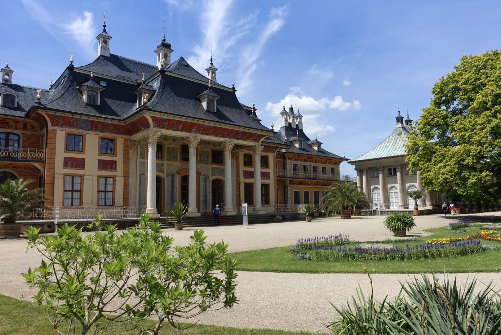 Pillnitz Castle, Germany