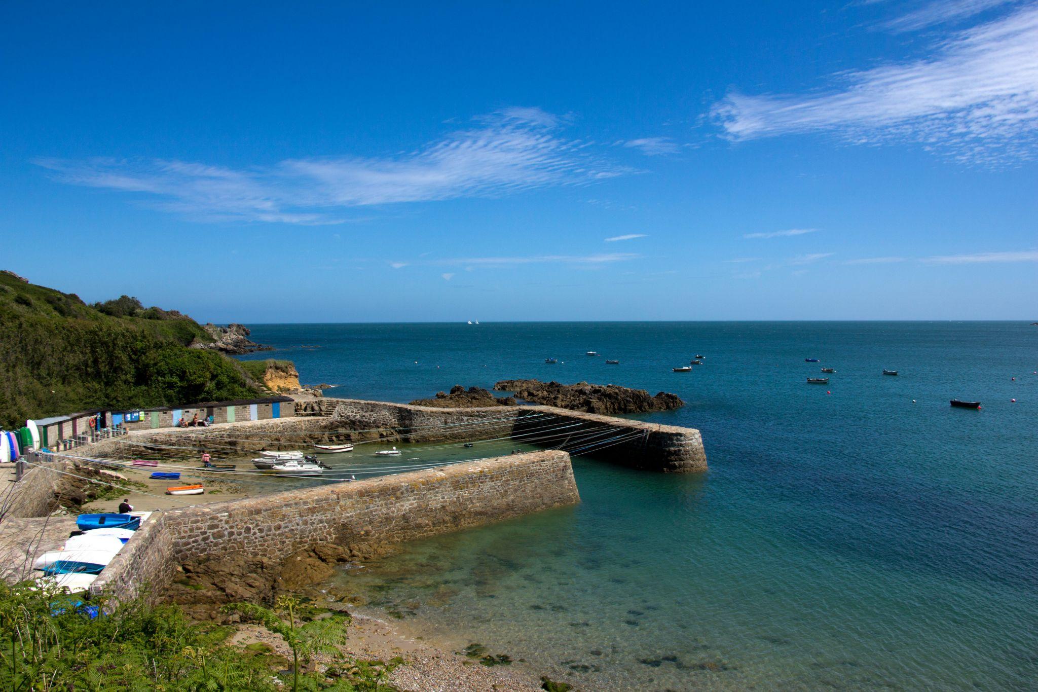 Port Racine, France