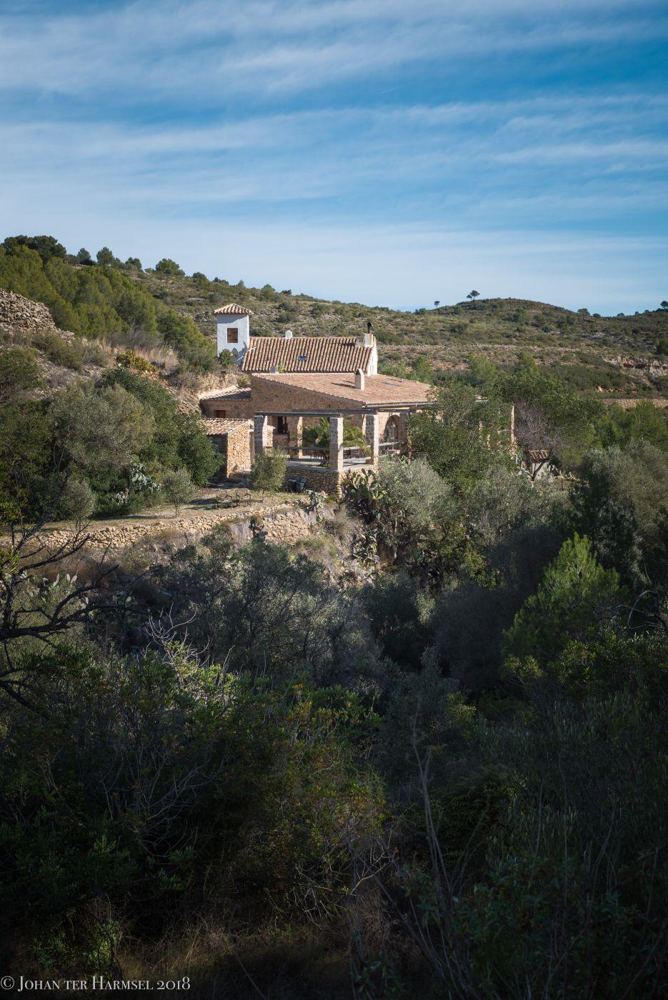 Refugio Marnes, Spain