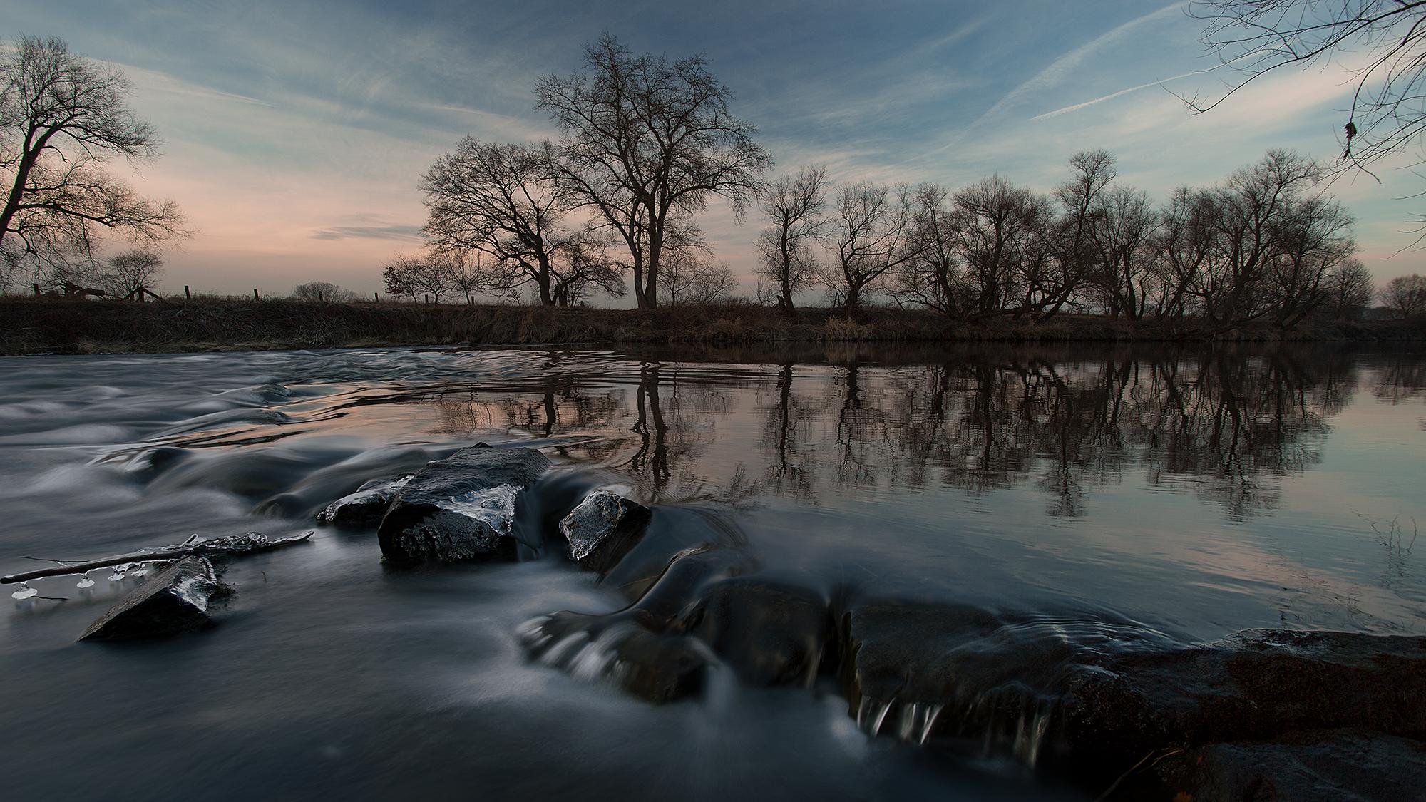River Sieg, Germany