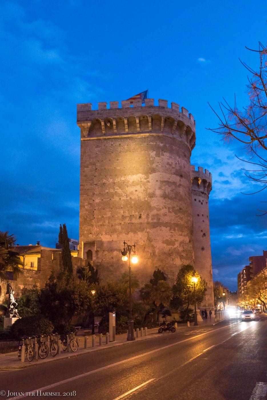 Torres de Quart, Spain