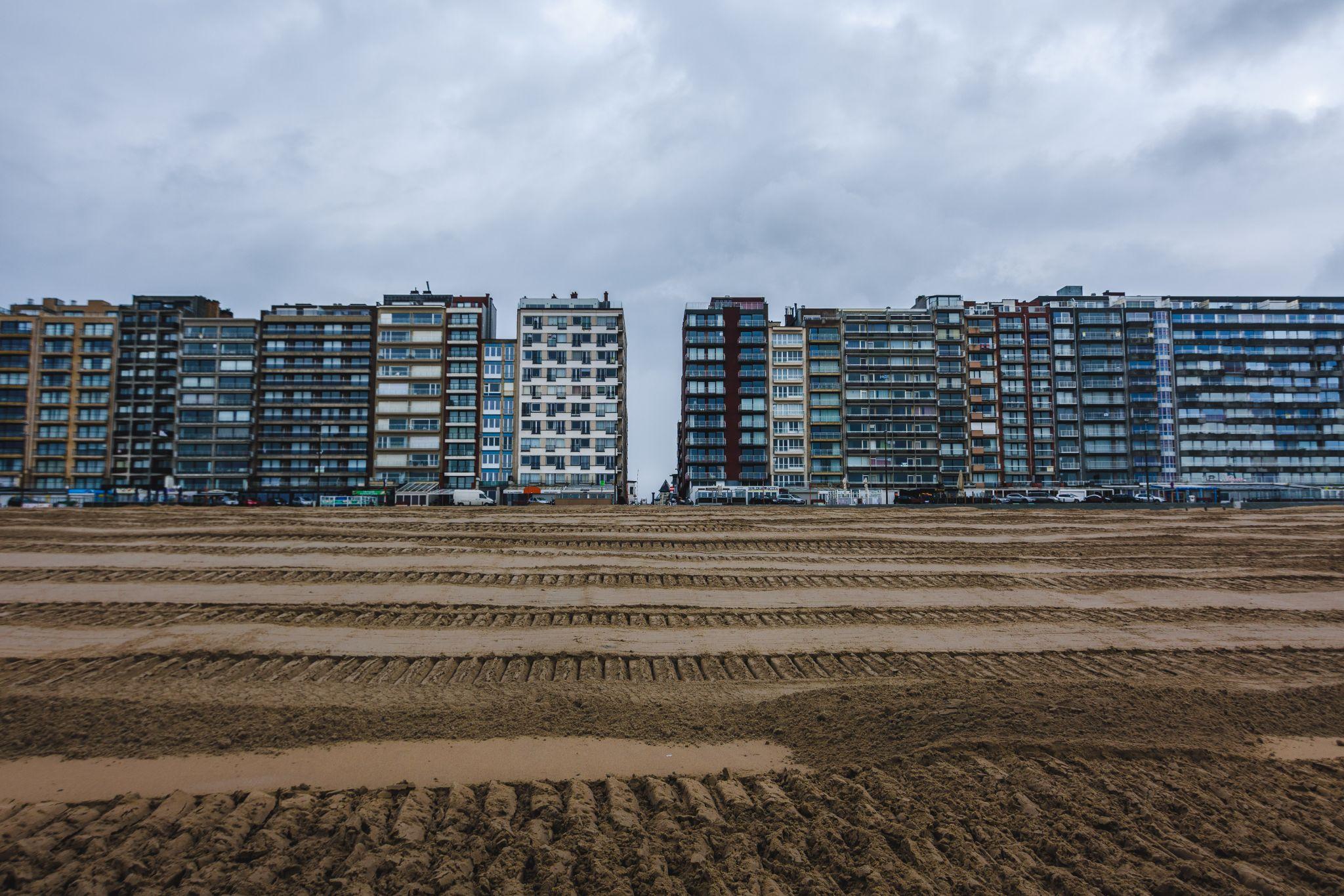Blakenberg Beach, Belgium