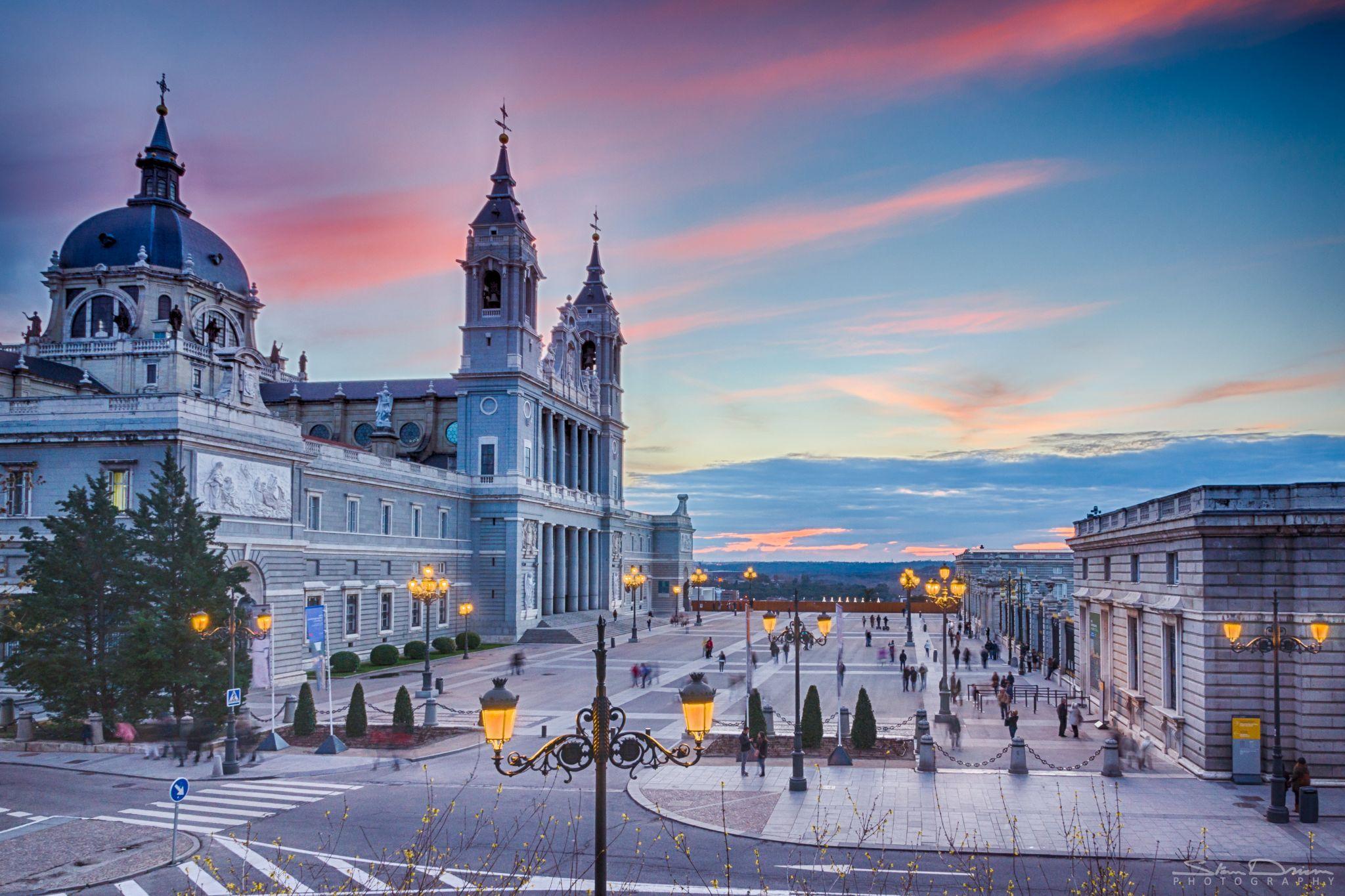 Catedral de la Almudena, Spain