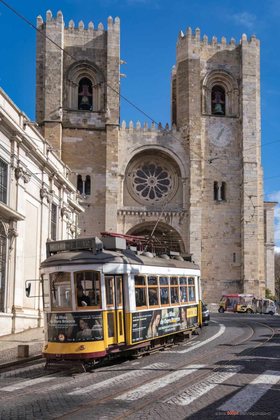 Cathedral Sé de Lisboa, Portugal