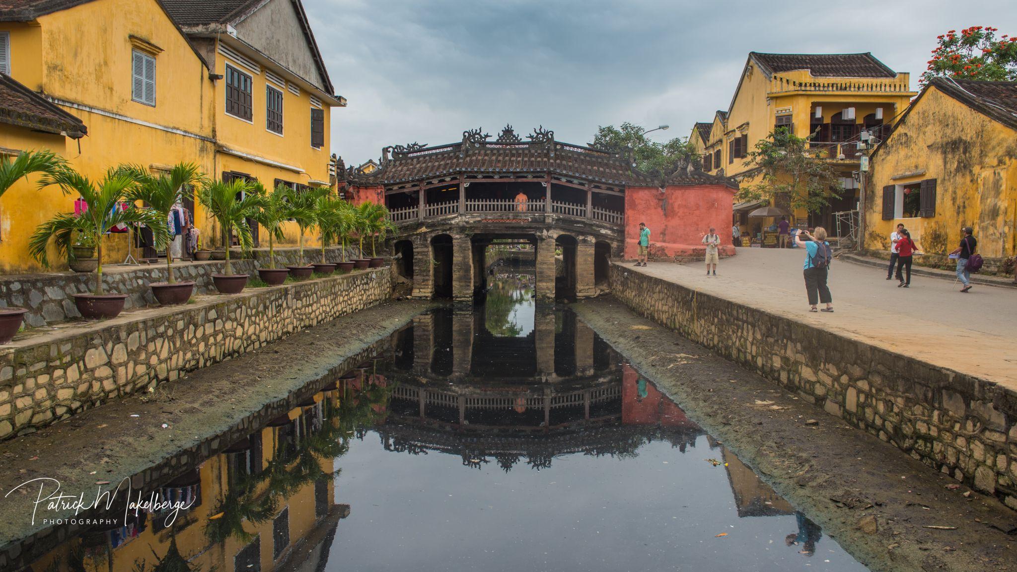 Chùa Cầu Vietnam, Daytime., Vietnam