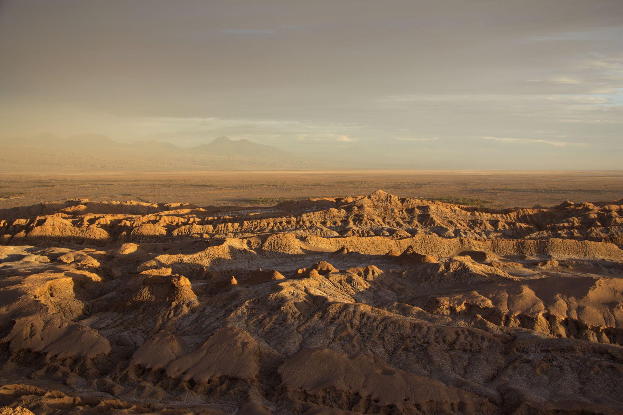 Cordillera de la Sal, Chile