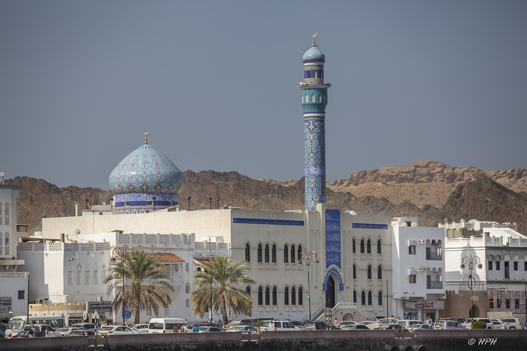 Corniche Mutrah, Oman