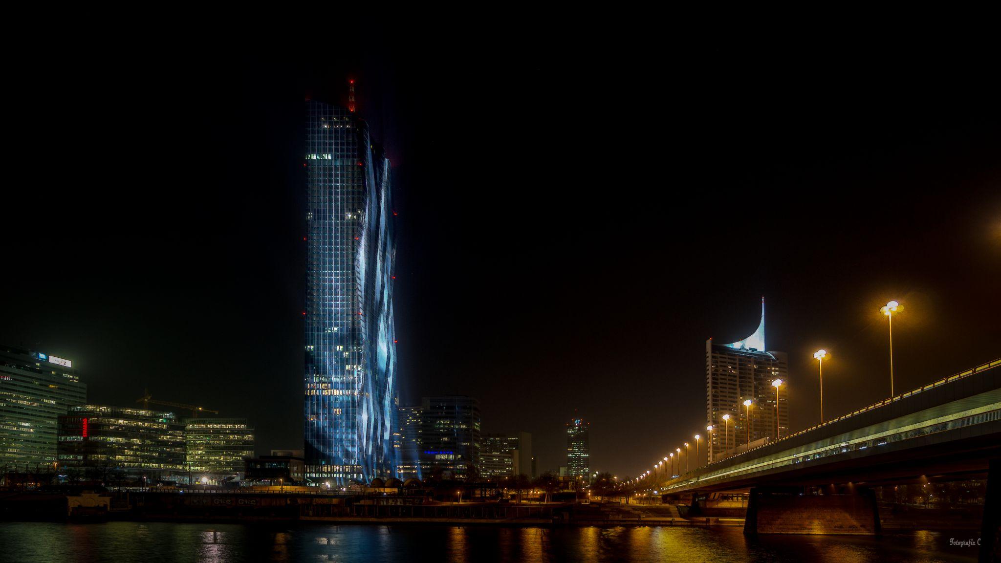 DC Tower Vienna, Austria