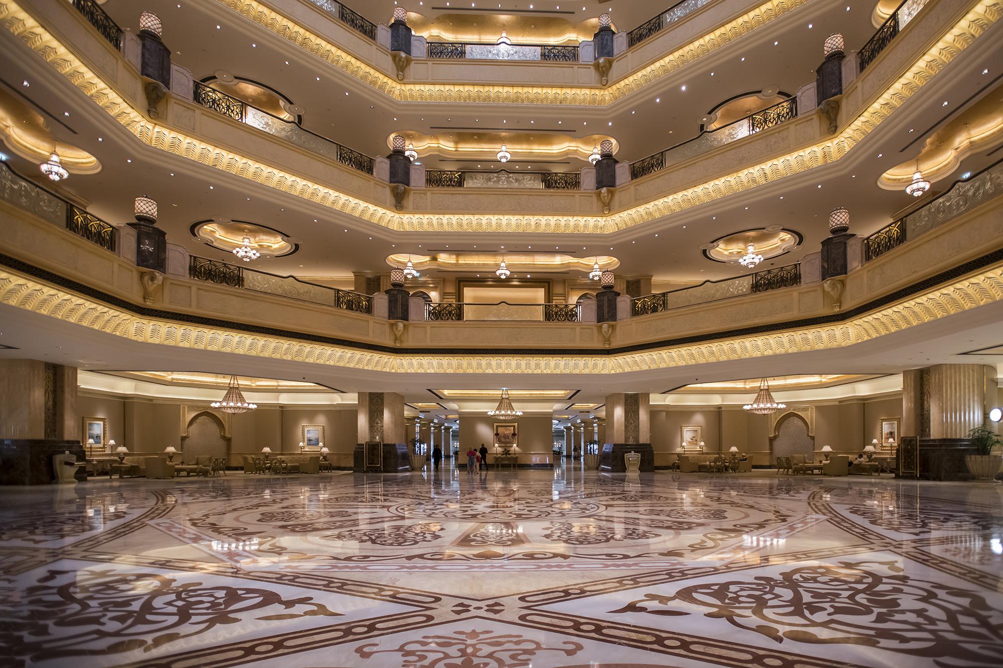 Emirates Palace Hotel, United Arab Emirates
