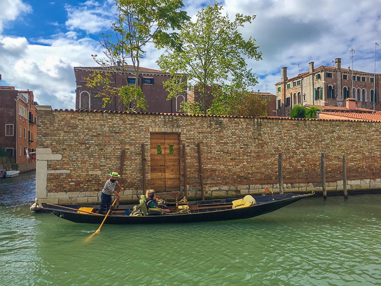 Venezia, Fondamente Gasparo Contarini, Italy