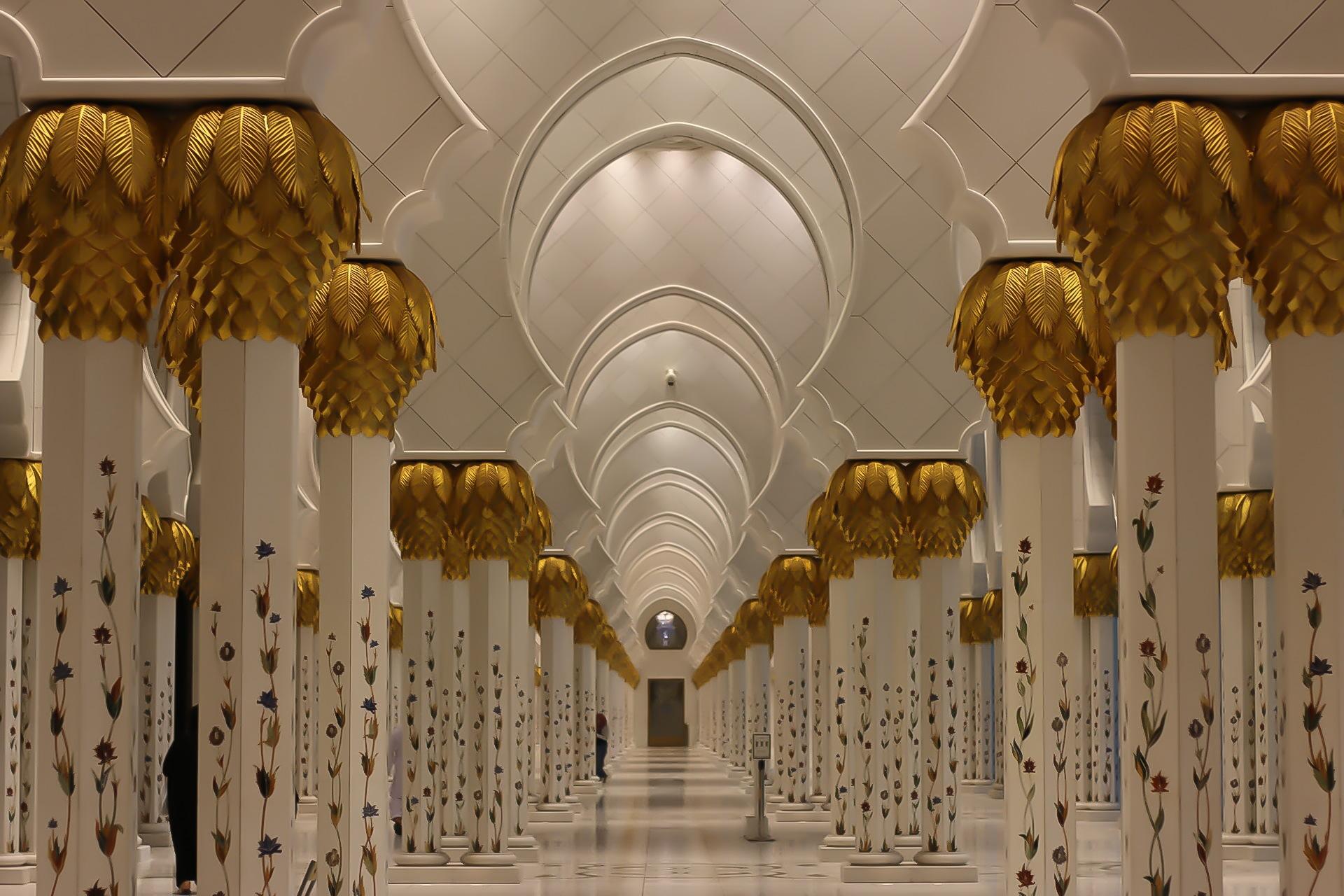Golden Pilers, United Arab Emirates