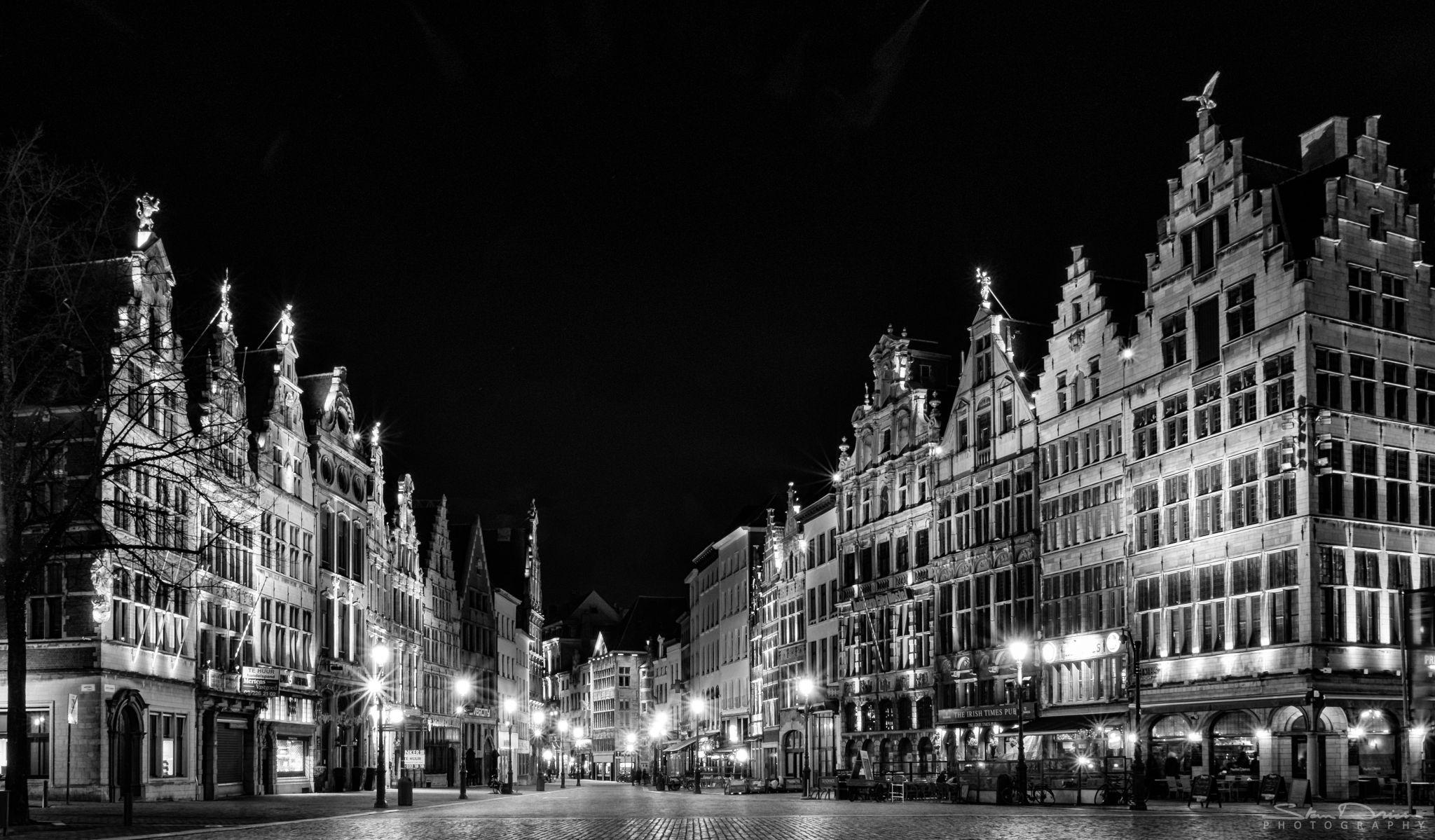 Grote Markt, Antwerpen, Belgium