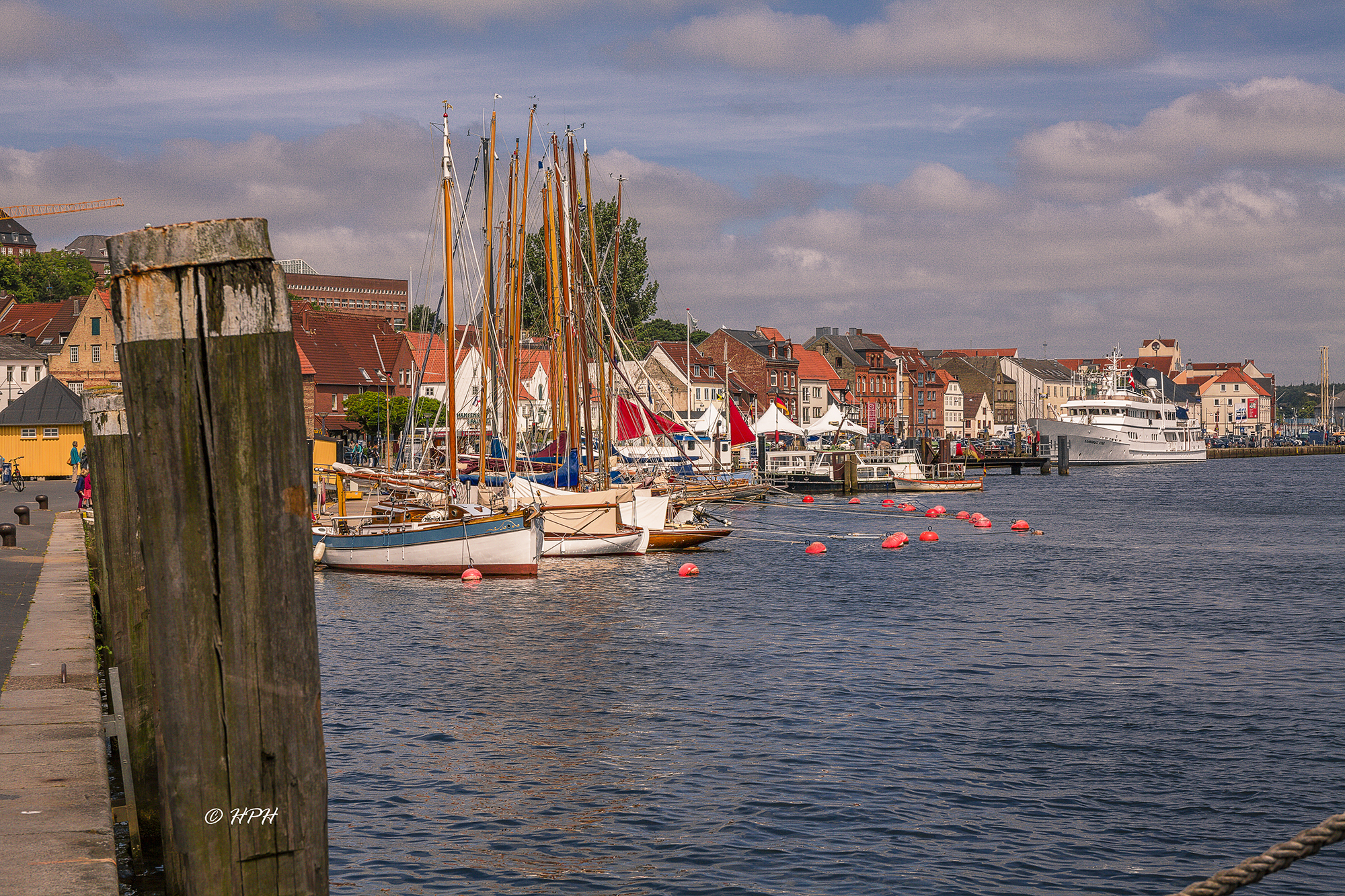 Hafenspitze, Flensburg, Germany