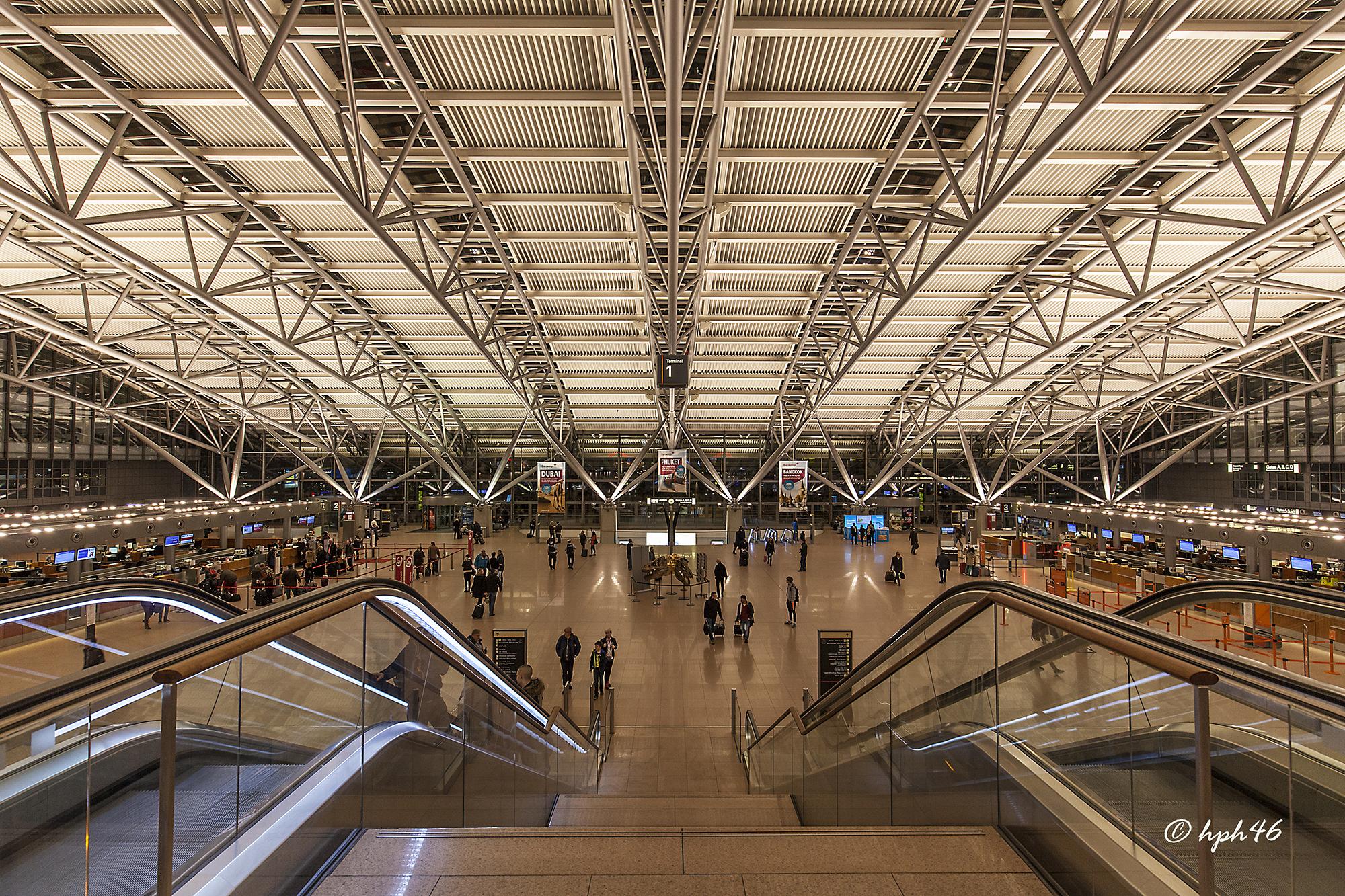 Hamburg Airport, Germany