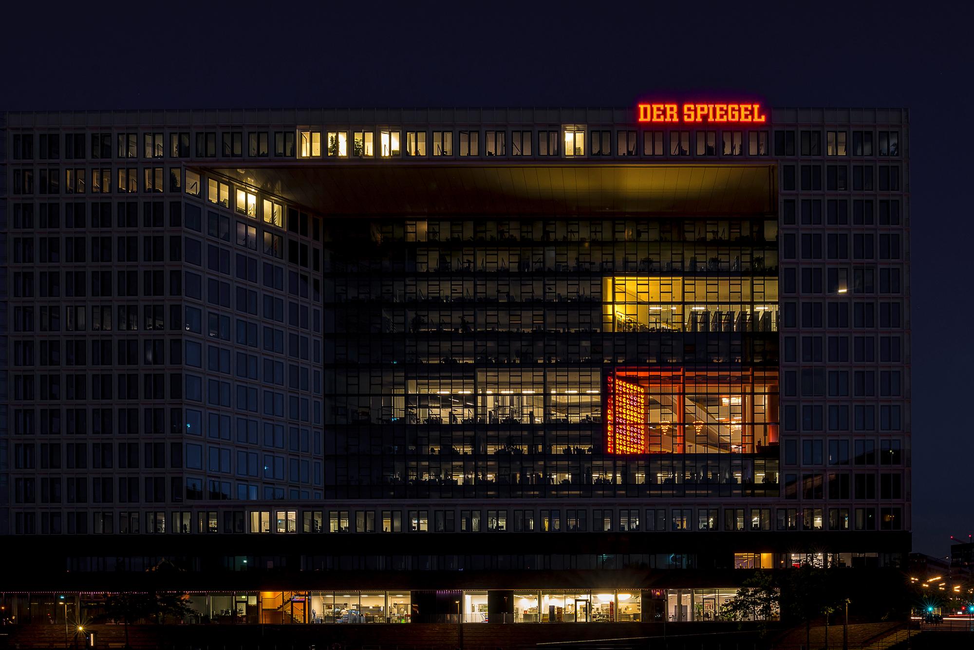 Hamburg DER SPIEGEL, Germany