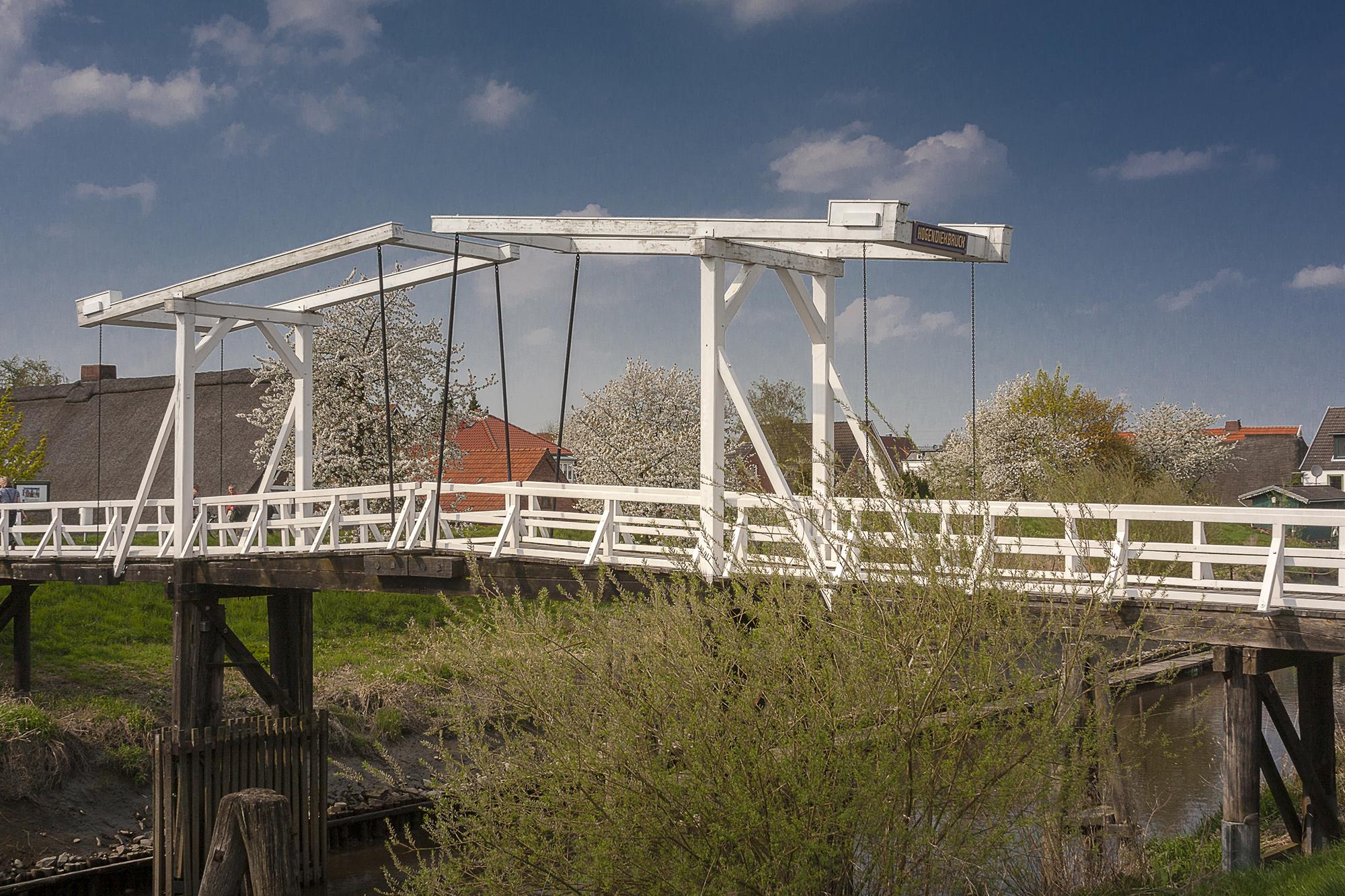 Hogendiekbrücke Steinkirchen, Germany