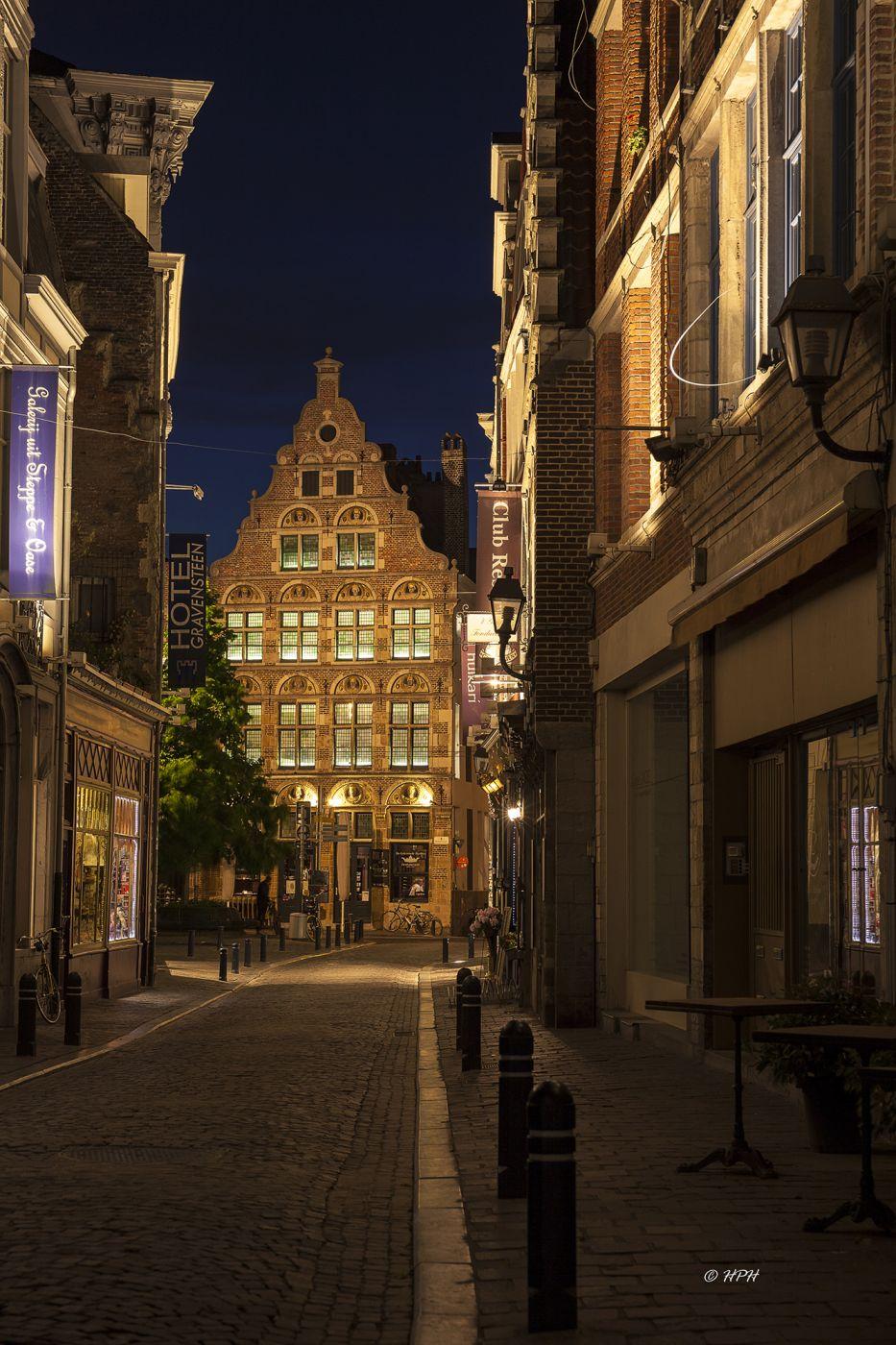 Jan Breydelstraat Gent, Belgium
